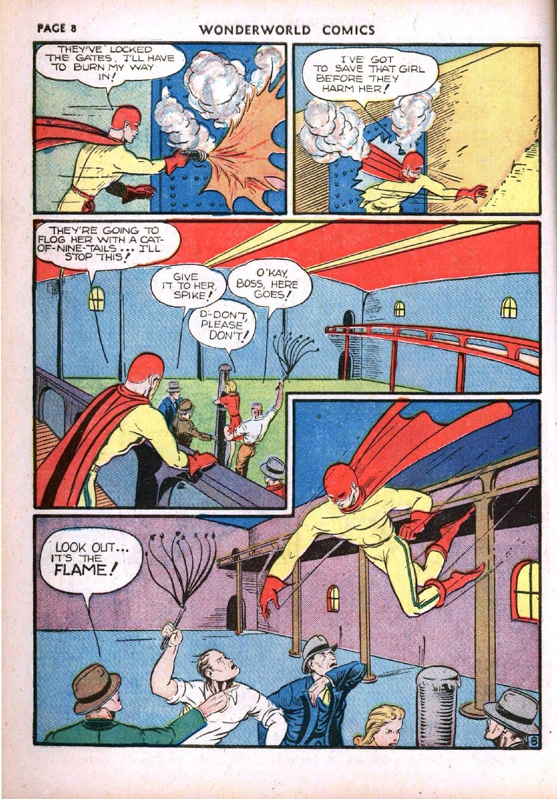 Wonderworld Comics issue 14 - Page 10