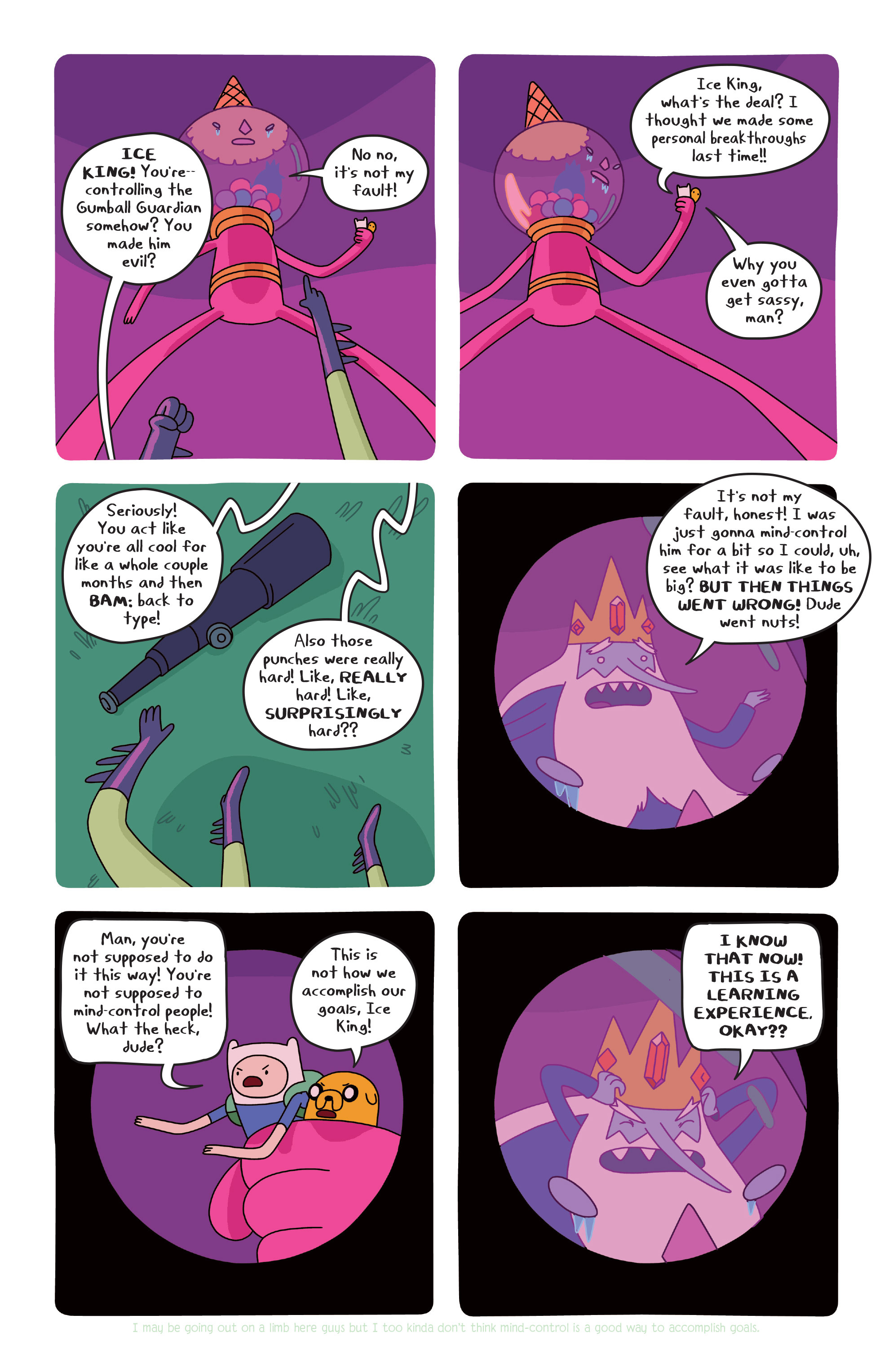 Read online Adventure Time comic -  Issue #Adventure Time _TPB 5 - 12