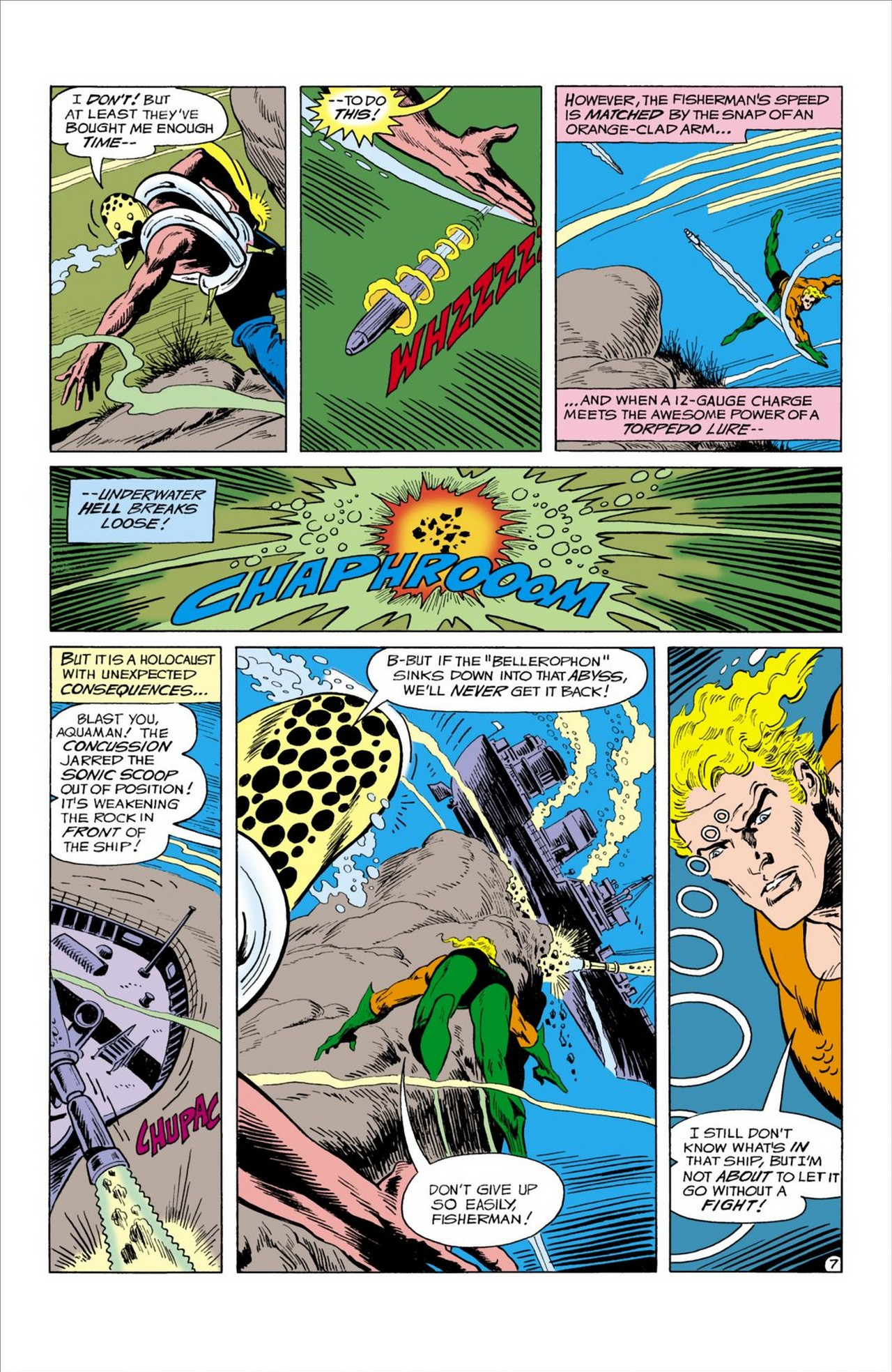 Read online Aquaman (1962) comic -  Issue #59 - 8