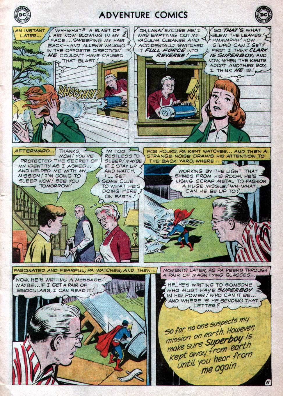 Read online Adventure Comics (1938) comic -  Issue #260 - 7