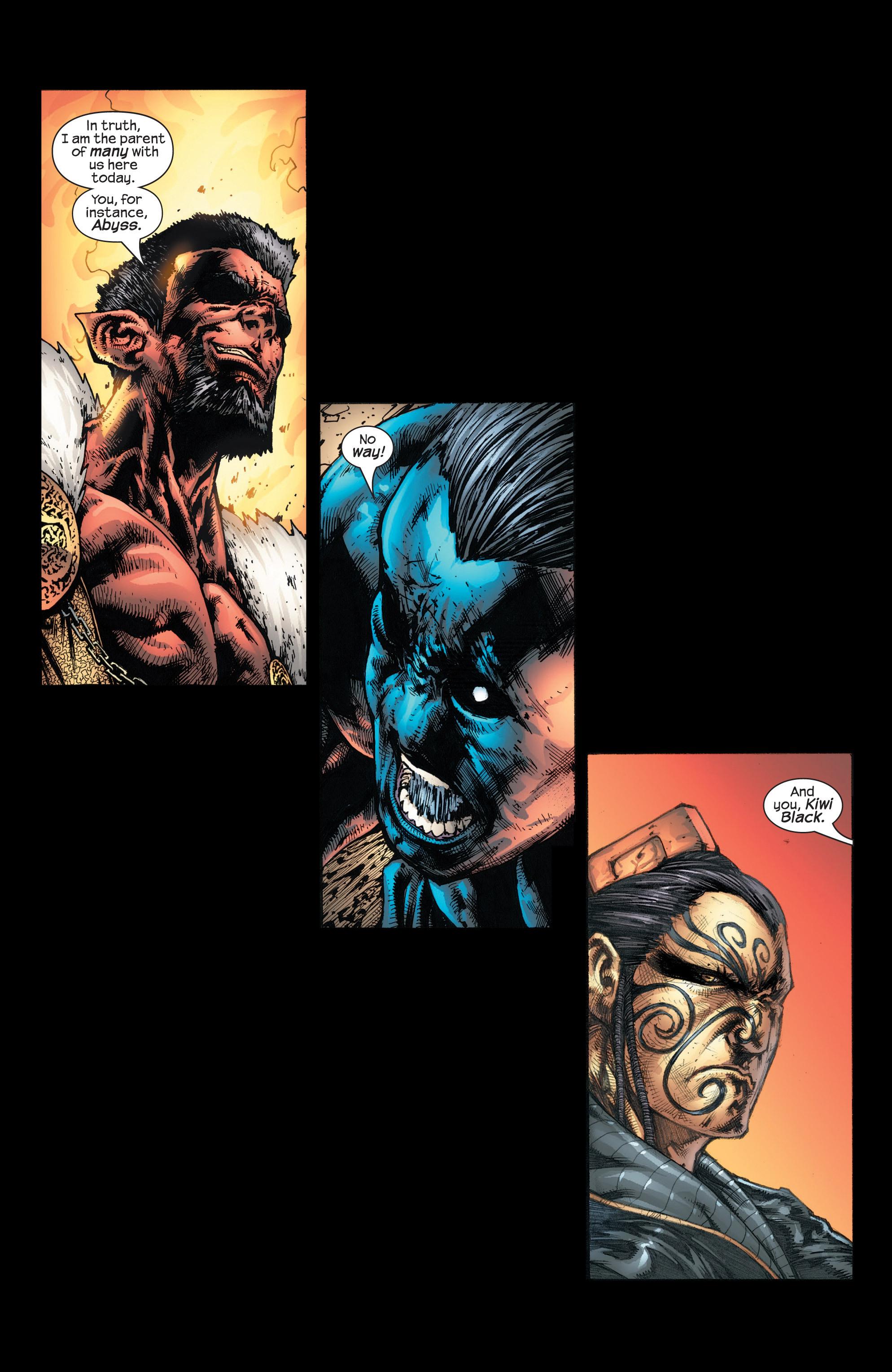 Read online Uncanny X-Men (1963) comic -  Issue #432 - 16