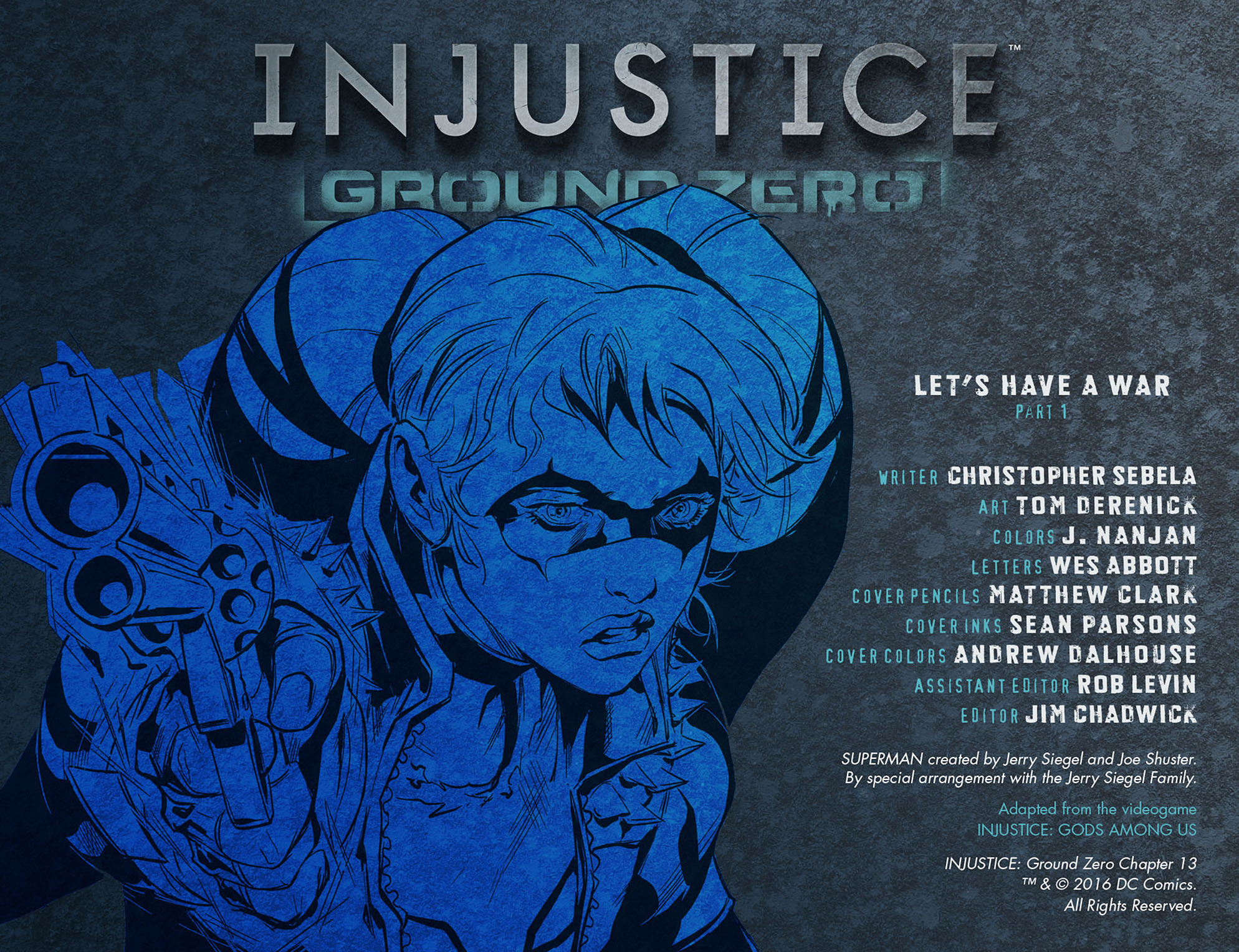 Read online Injustice: Ground Zero comic -  Issue #13 - 3