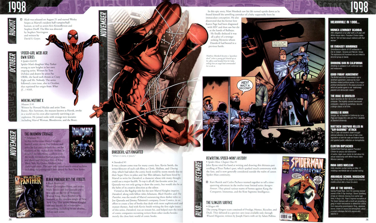 Read online Marvel Chronicle comic -  Issue # TPB (Part 3) - 74