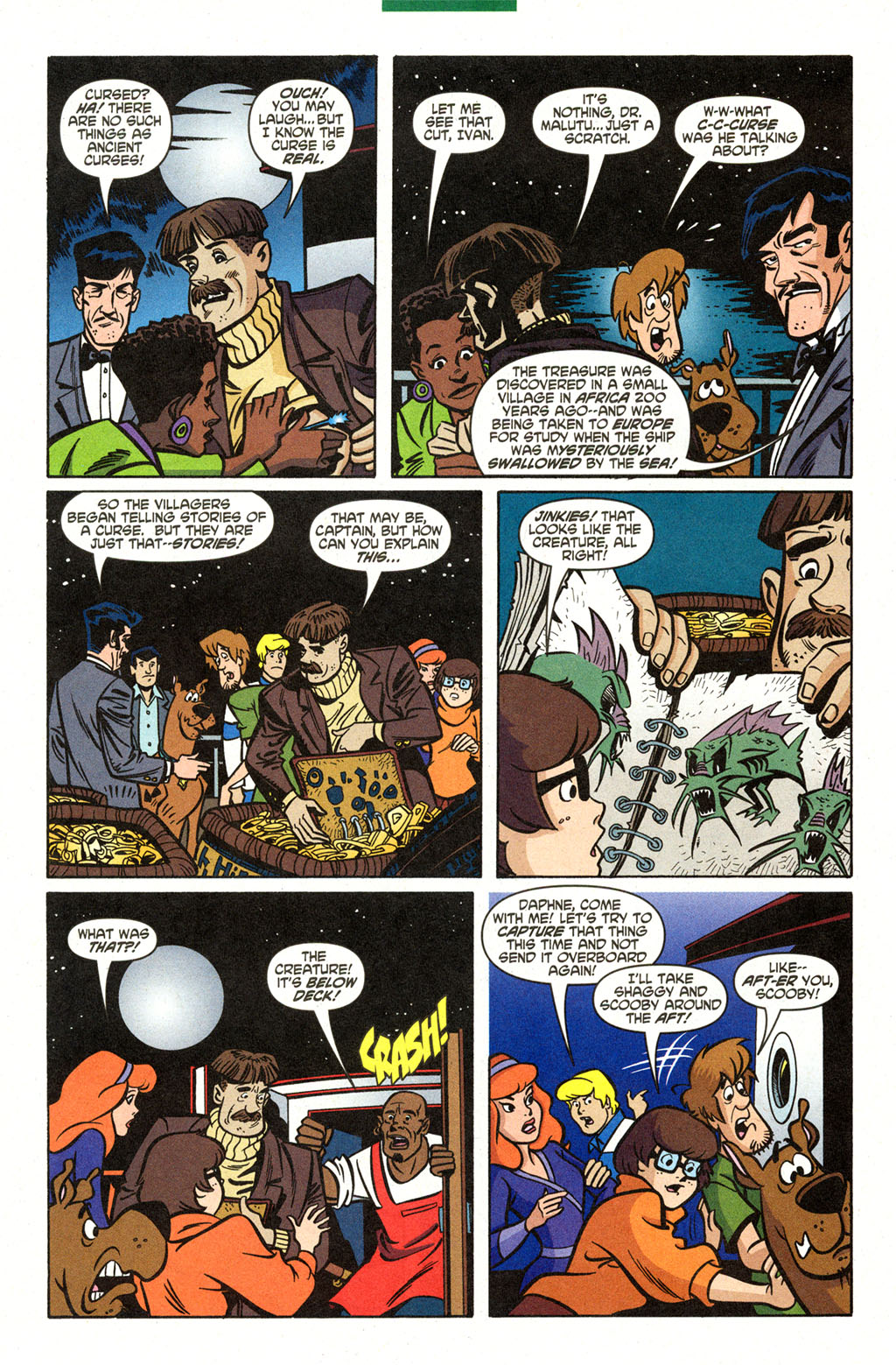 Read online Scooby-Doo (1997) comic -  Issue #99 - 5