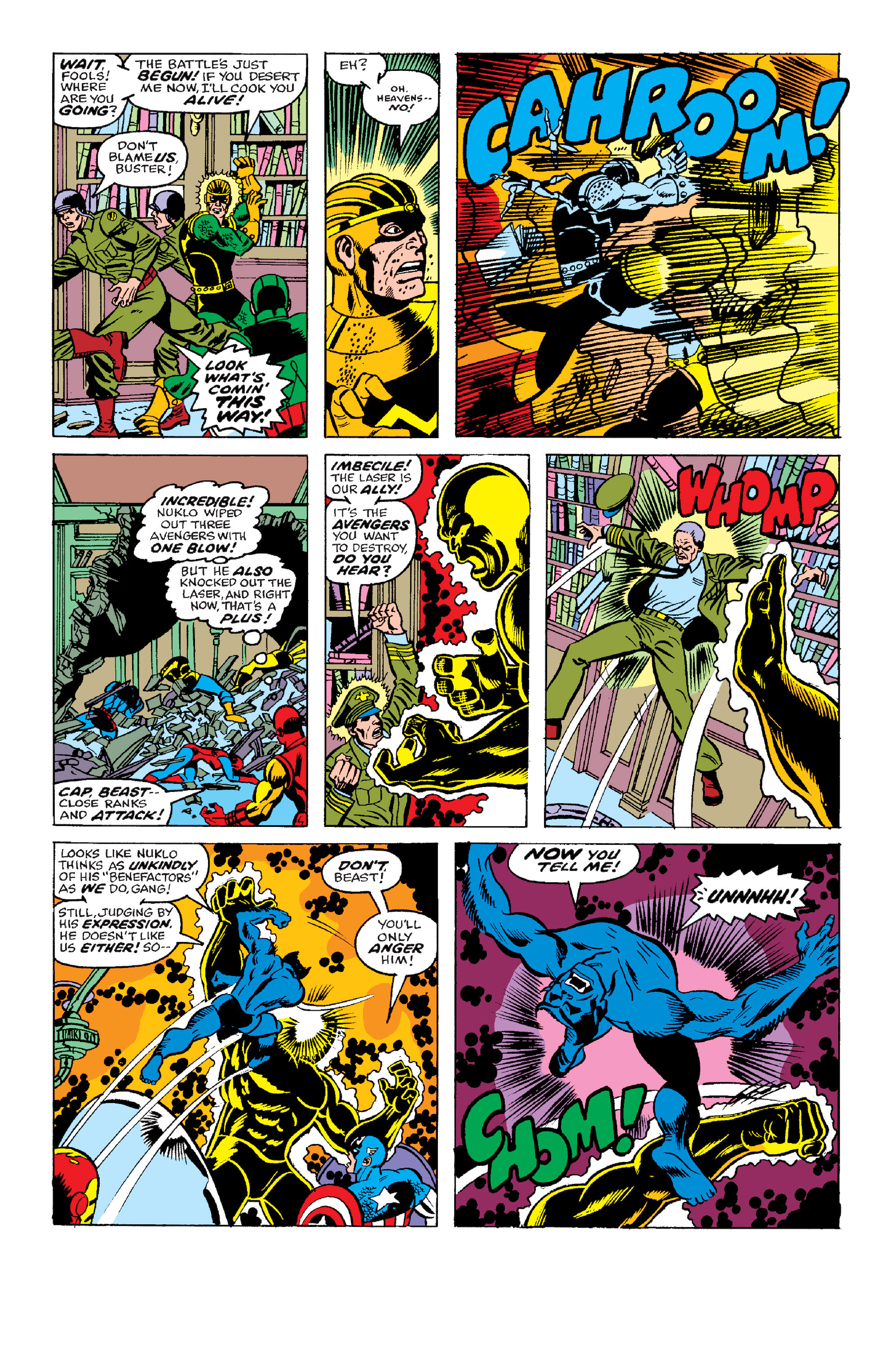 The Avengers (1963) _Annual_6 Page 22
