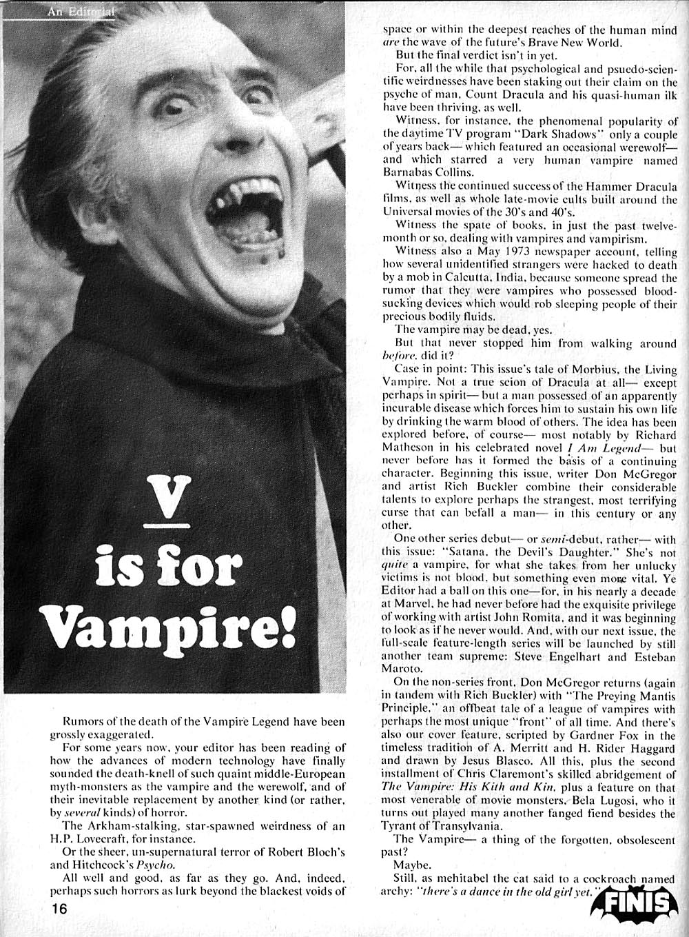 Vampire Tales issue 2 - Page 17