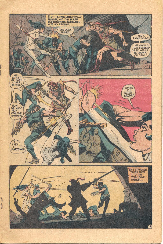 Read online Wonder Woman (1942) comic -  Issue #202 - 16