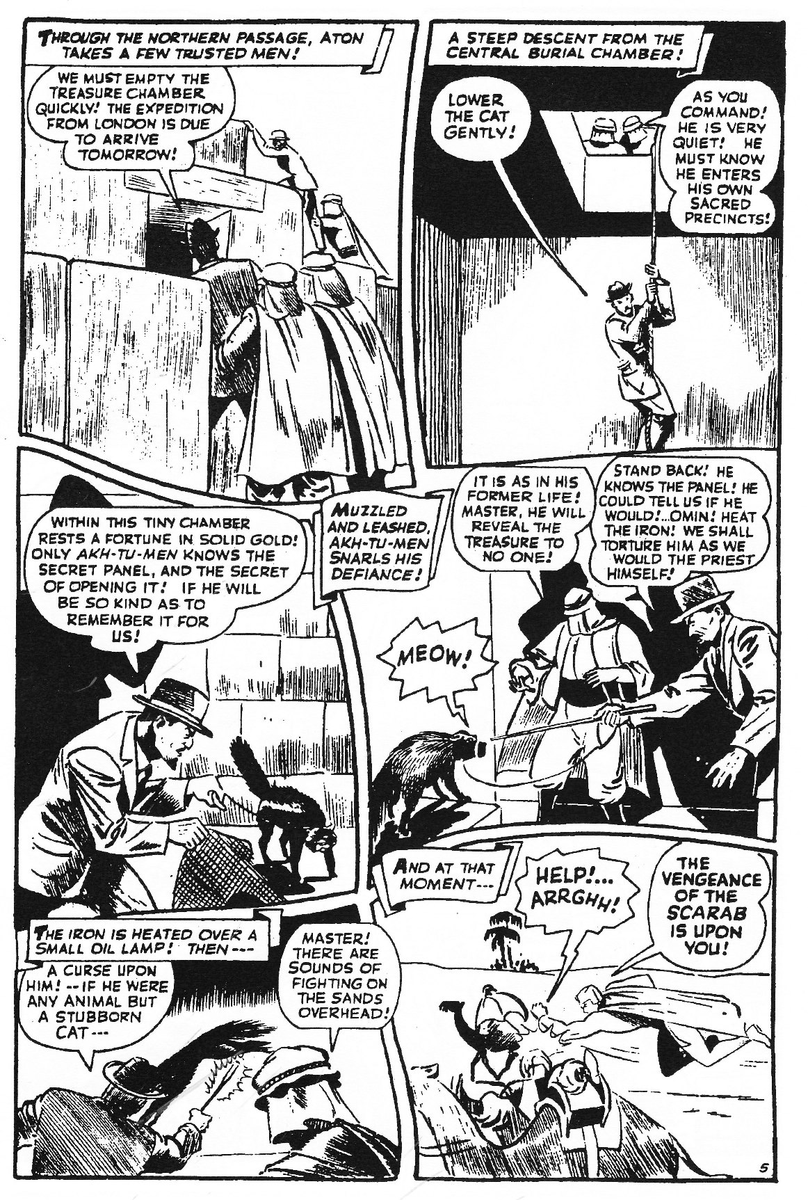 Read online Men of Mystery Comics comic -  Issue #83 - 103