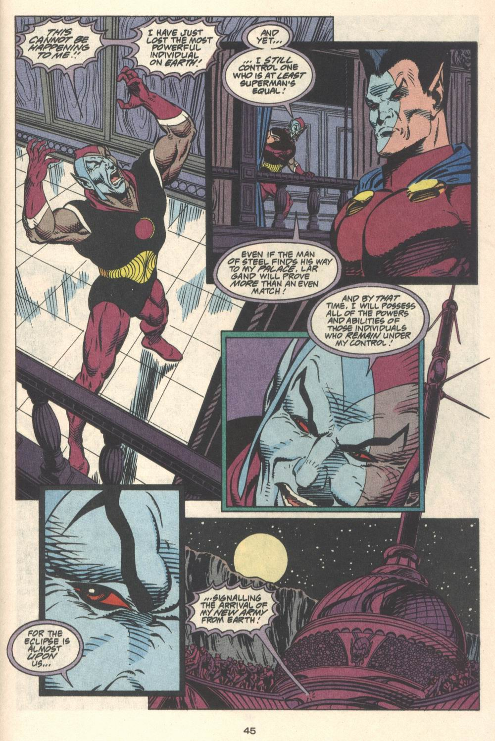 Read online Adventures of Superman (1987) comic -  Issue #Adventures of Superman (1987) _Annual 4 - 46