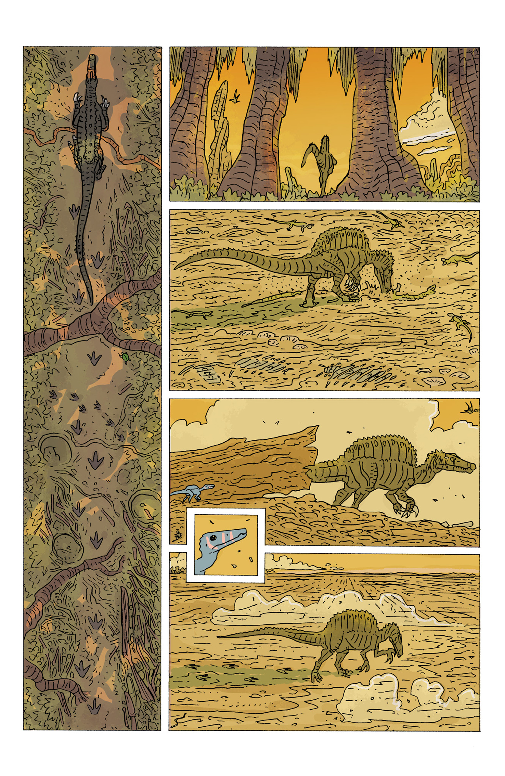 Read online Age of Reptiles: Ancient Egyptians comic -  Issue #4 - 24