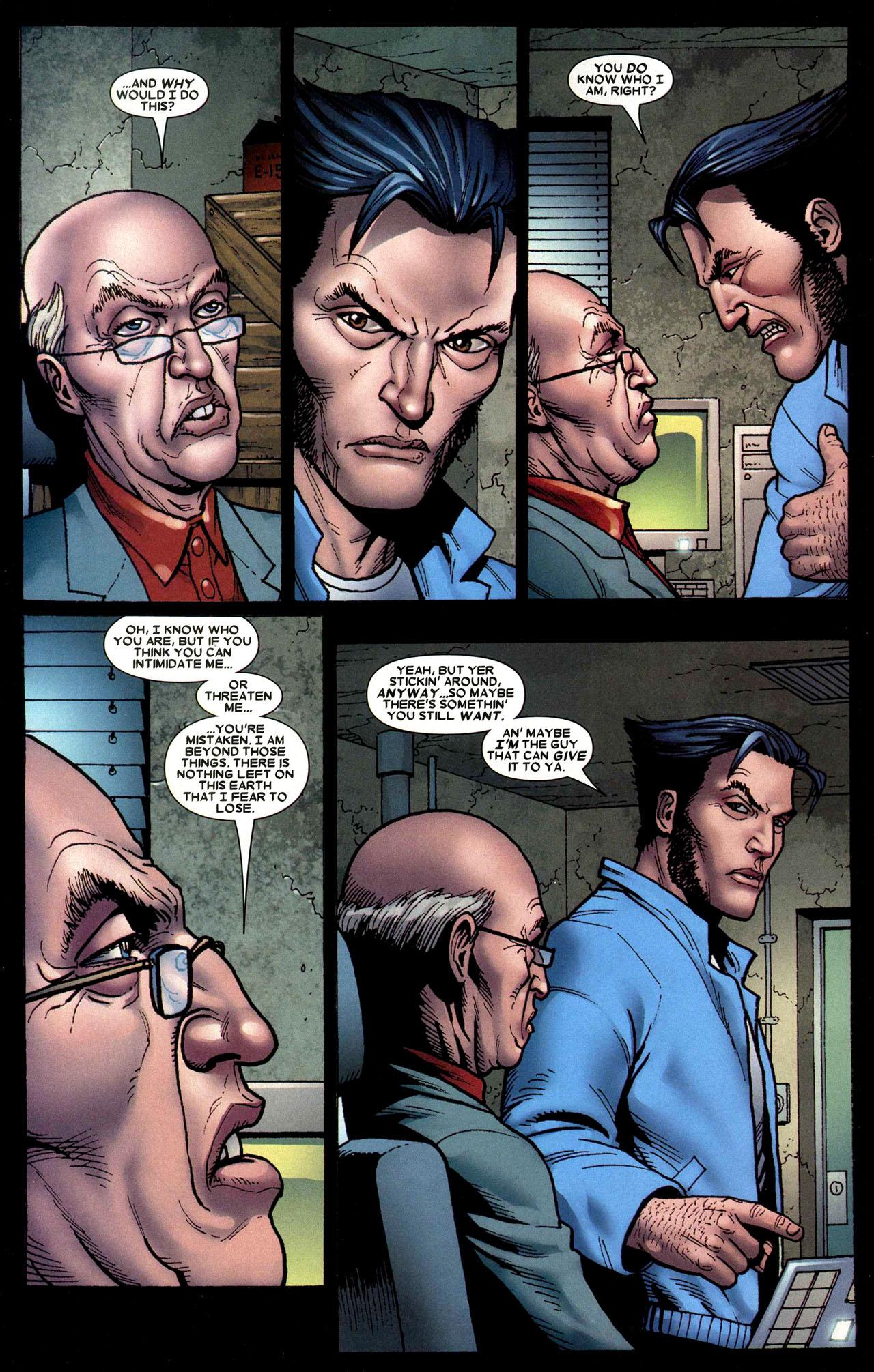 Read online Wolverine: Origins comic -  Issue #15 - 7