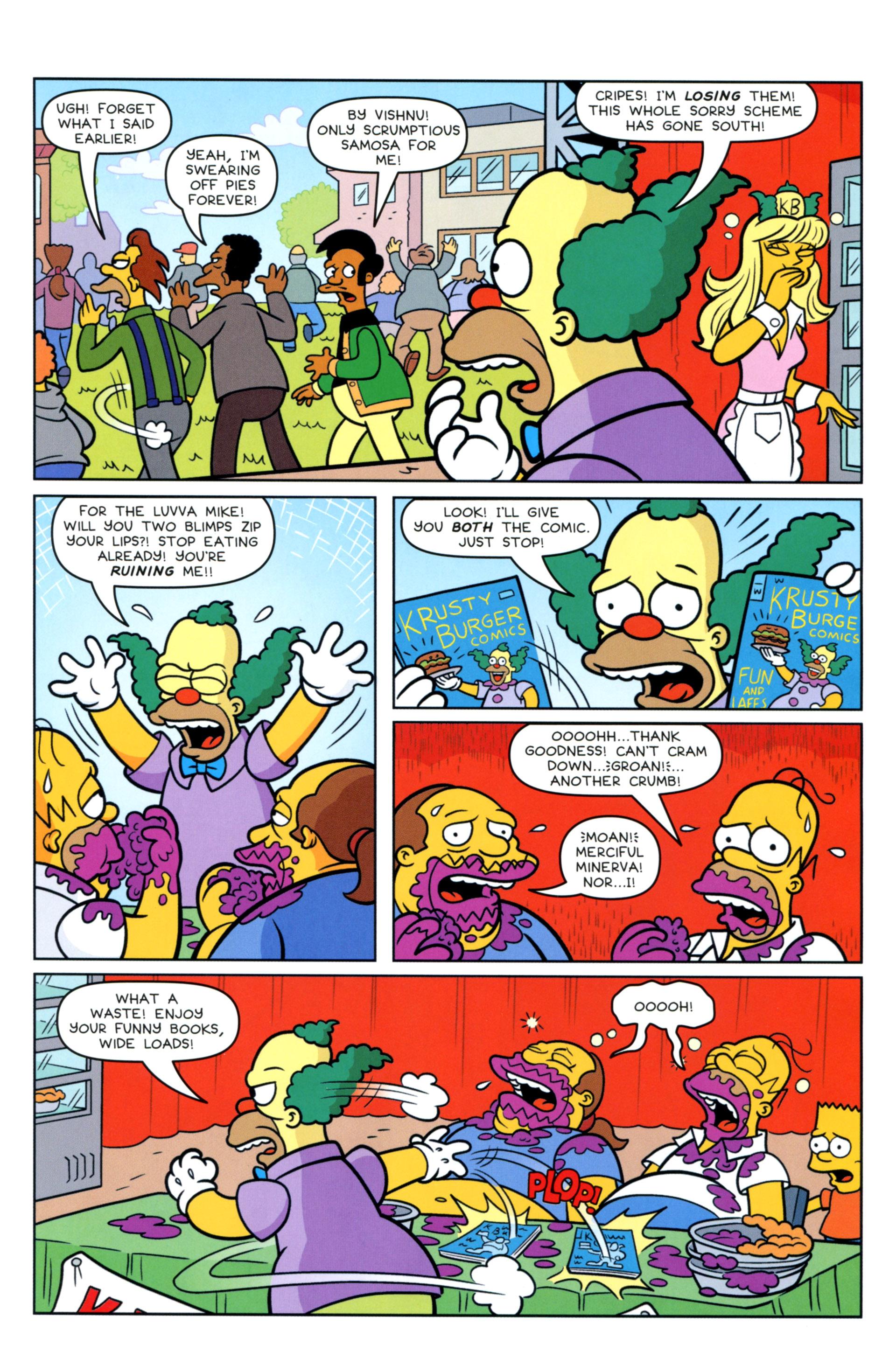 Read online Simpsons Comics Presents Bart Simpson comic -  Issue #83 - 13