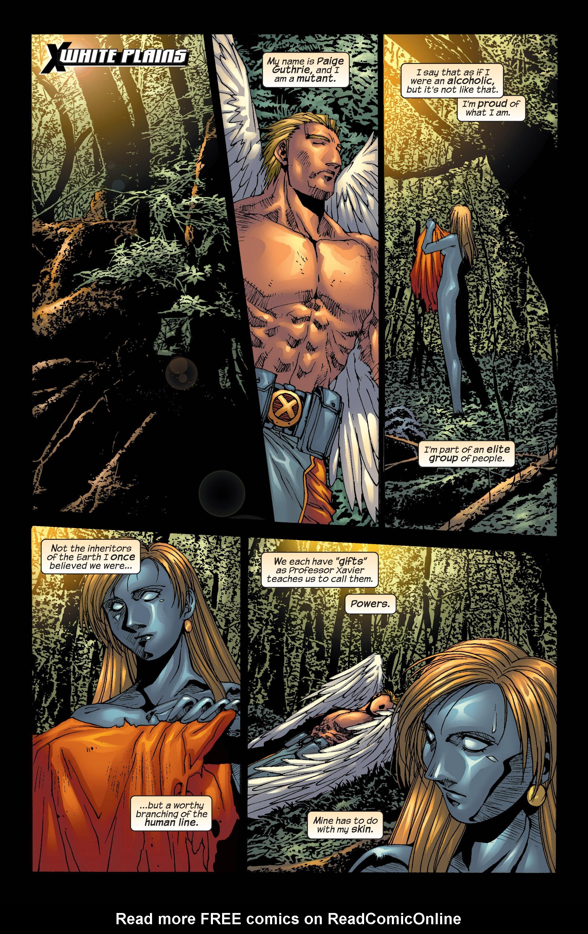 Read online Uncanny X-Men (1963) comic -  Issue #419 - 9