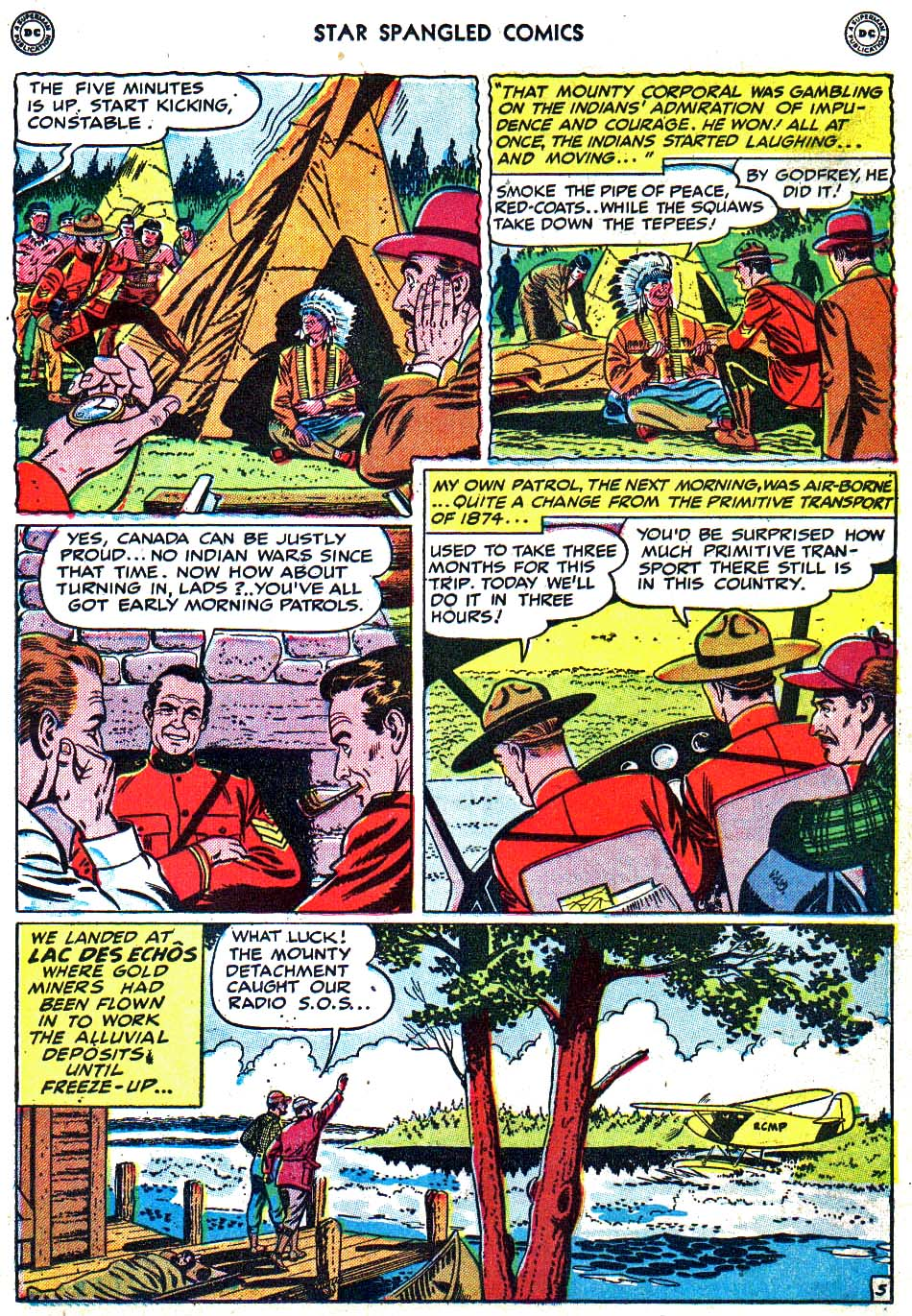 Star Spangled Comics (1941) issue 95 - Page 21