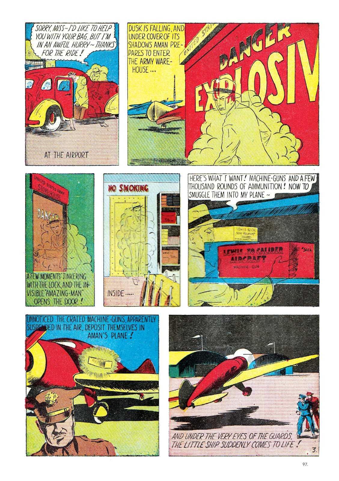 Read online The Bill Everett Archives comic -  Issue # TPB 1 (Part 1) - 97