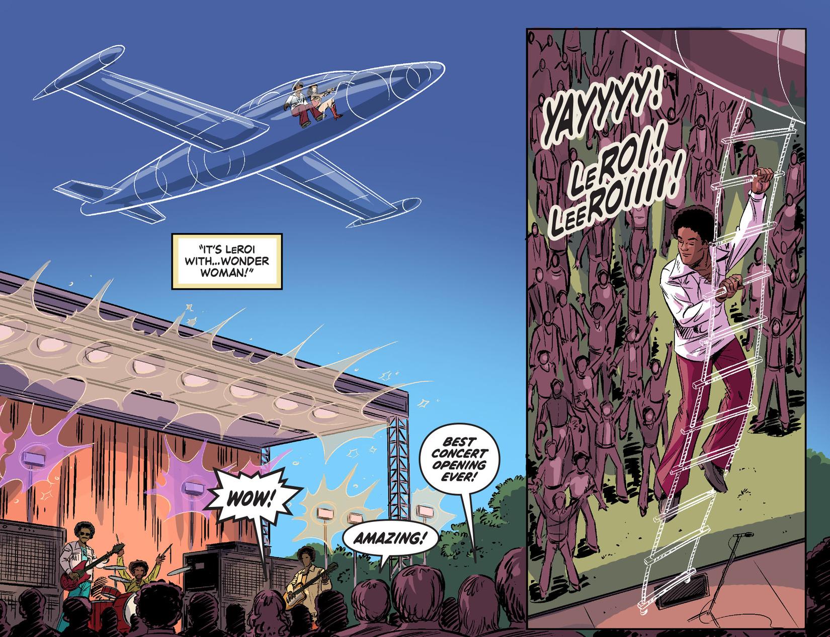 Read online Wonder Woman '77 [I] comic -  Issue #24 - 19