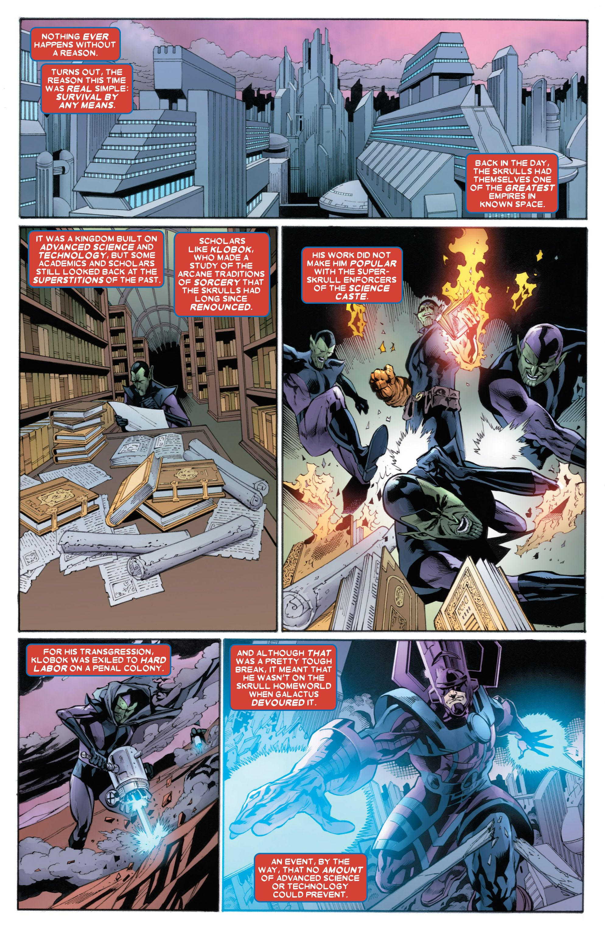 Read online Annihilators comic -  Issue #4 - 3