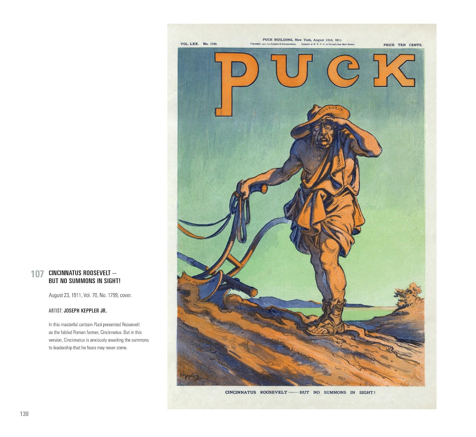 Read online What Fools These Mortals Be!: The Story of Puck Magazine comic -  Issue # TPB (Part 2) - 30