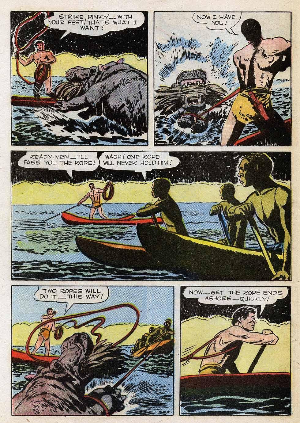 Tarzan (1948) issue 101 - Page 24