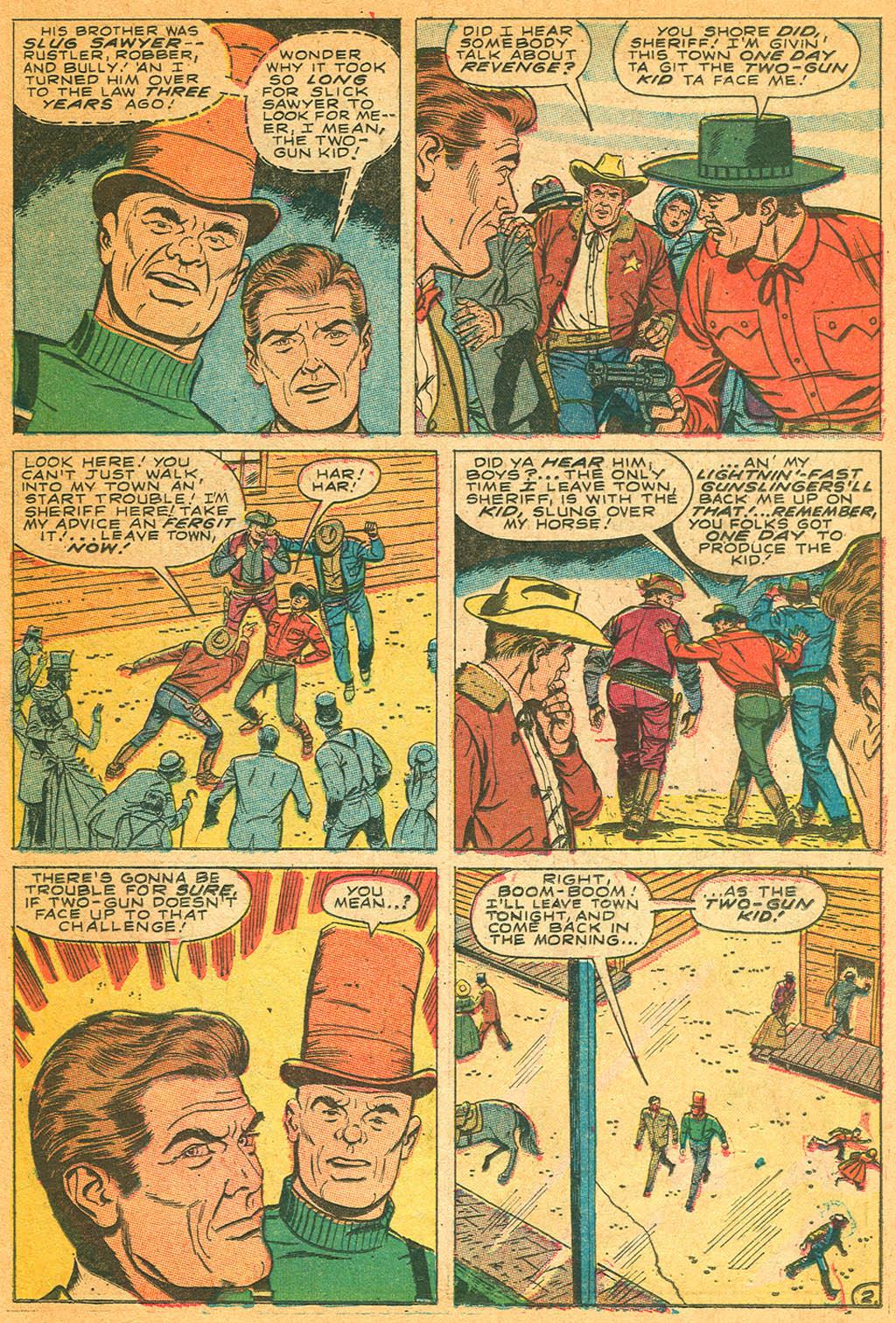 Read online Two-Gun Kid comic -  Issue #87 - 15