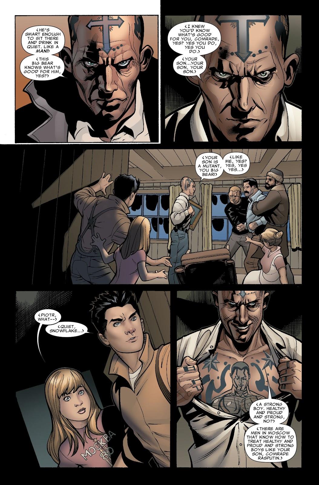 Uncanny X-Men (1963) issue 505 - Page 6