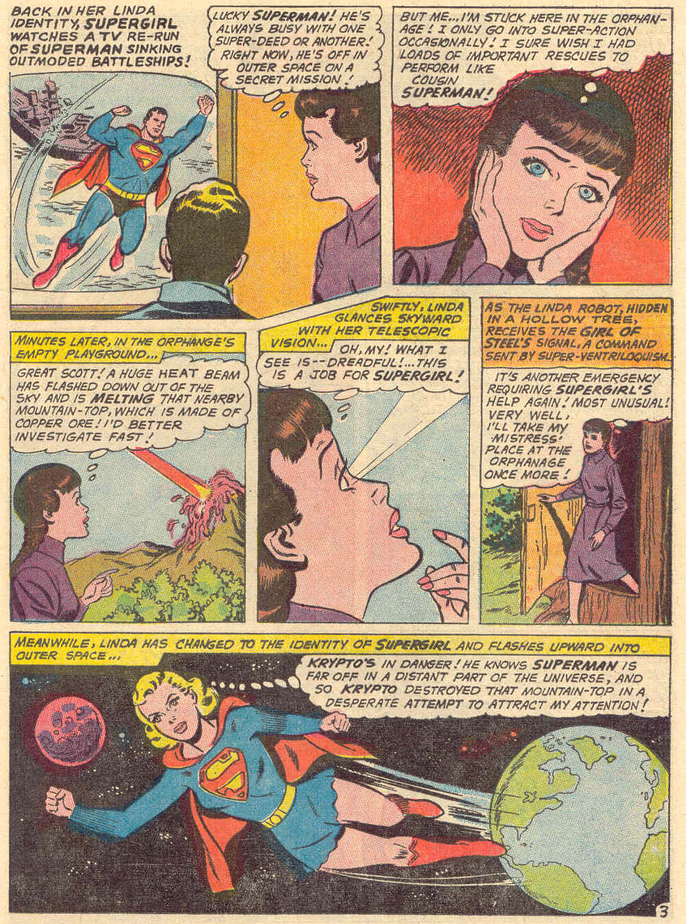 Read online Action Comics (1938) comic -  Issue #341 - 21