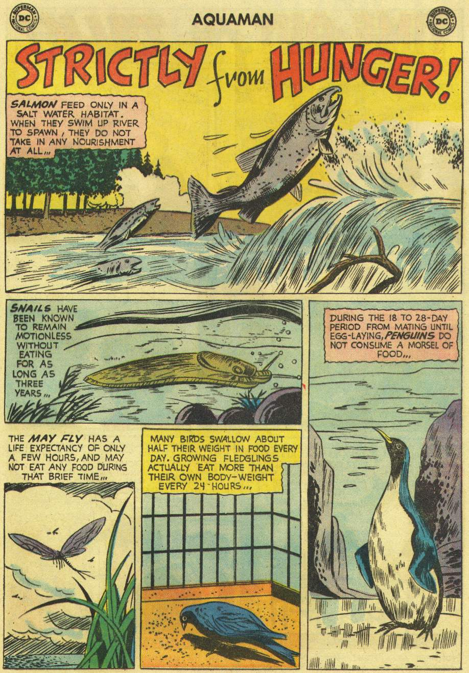 Read online Aquaman (1962) comic -  Issue #3 - 33