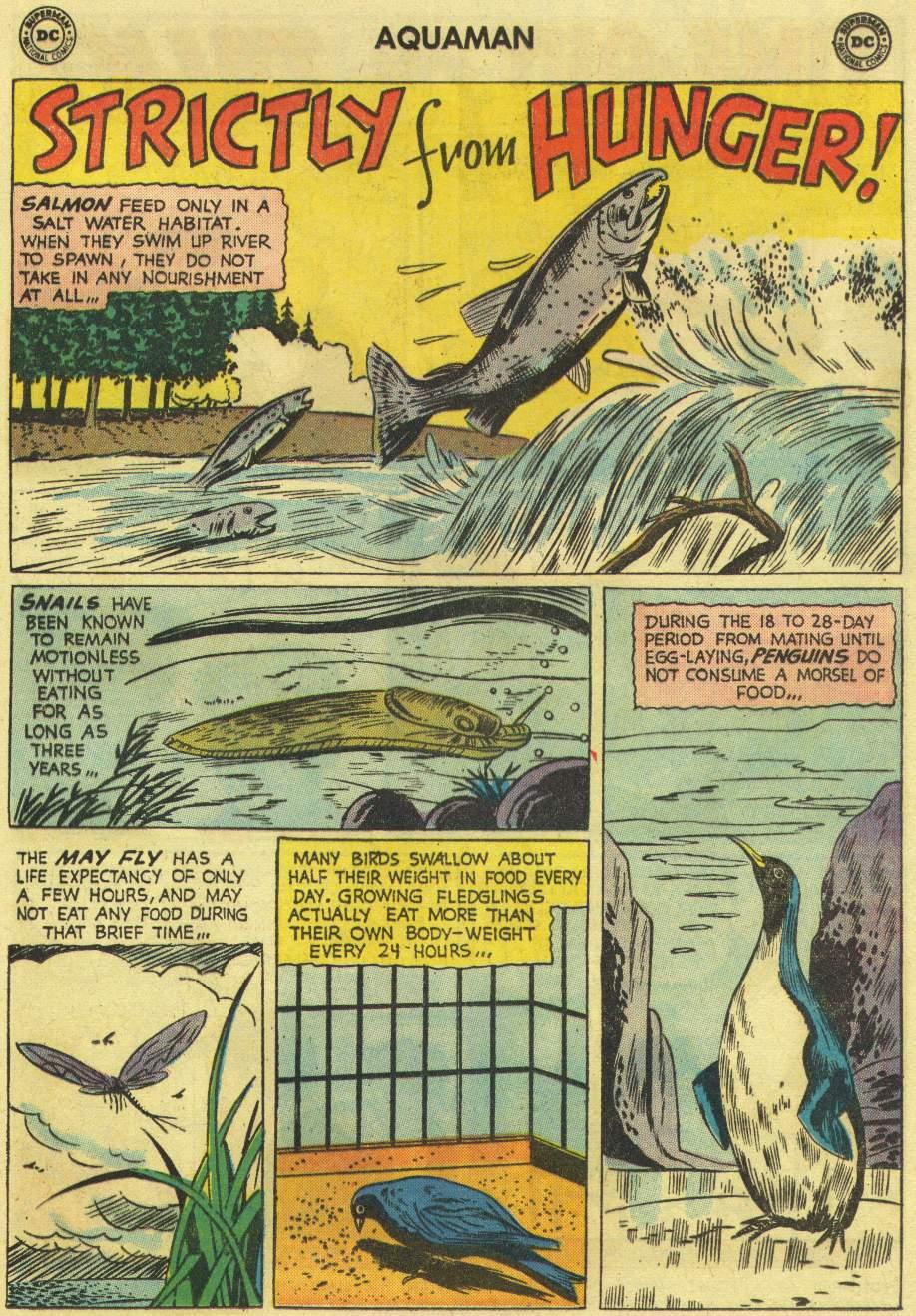 Aquaman (1962) Issue #3 #3 - English 33