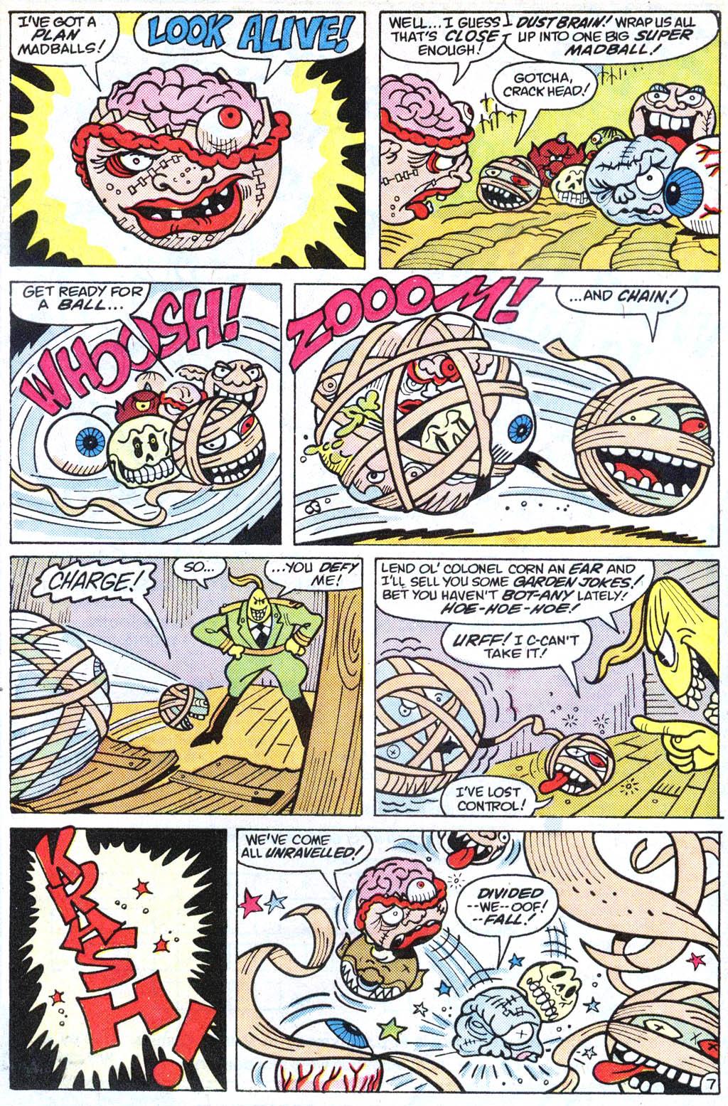 Madballs issue 1 - Page 19