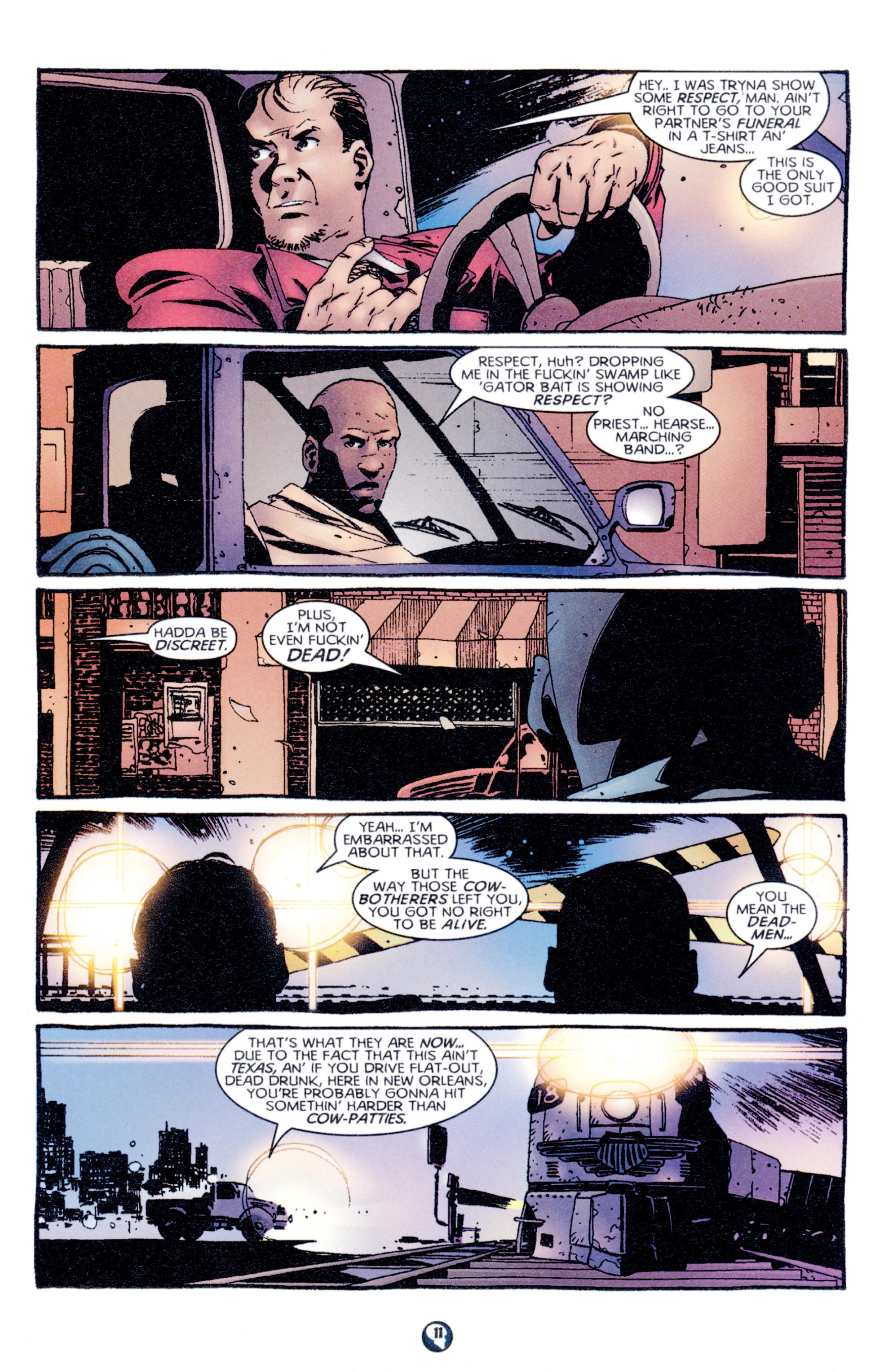 Read online Shadowman (1997) comic -  Issue #5 - 10