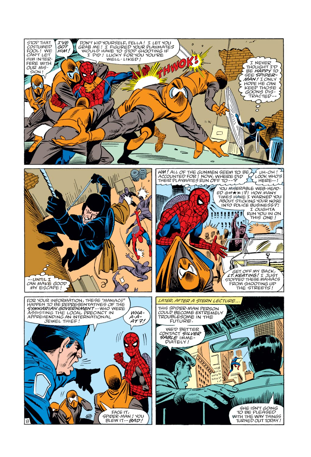 The Amazing Spider-Man (1963) 265 Page 8