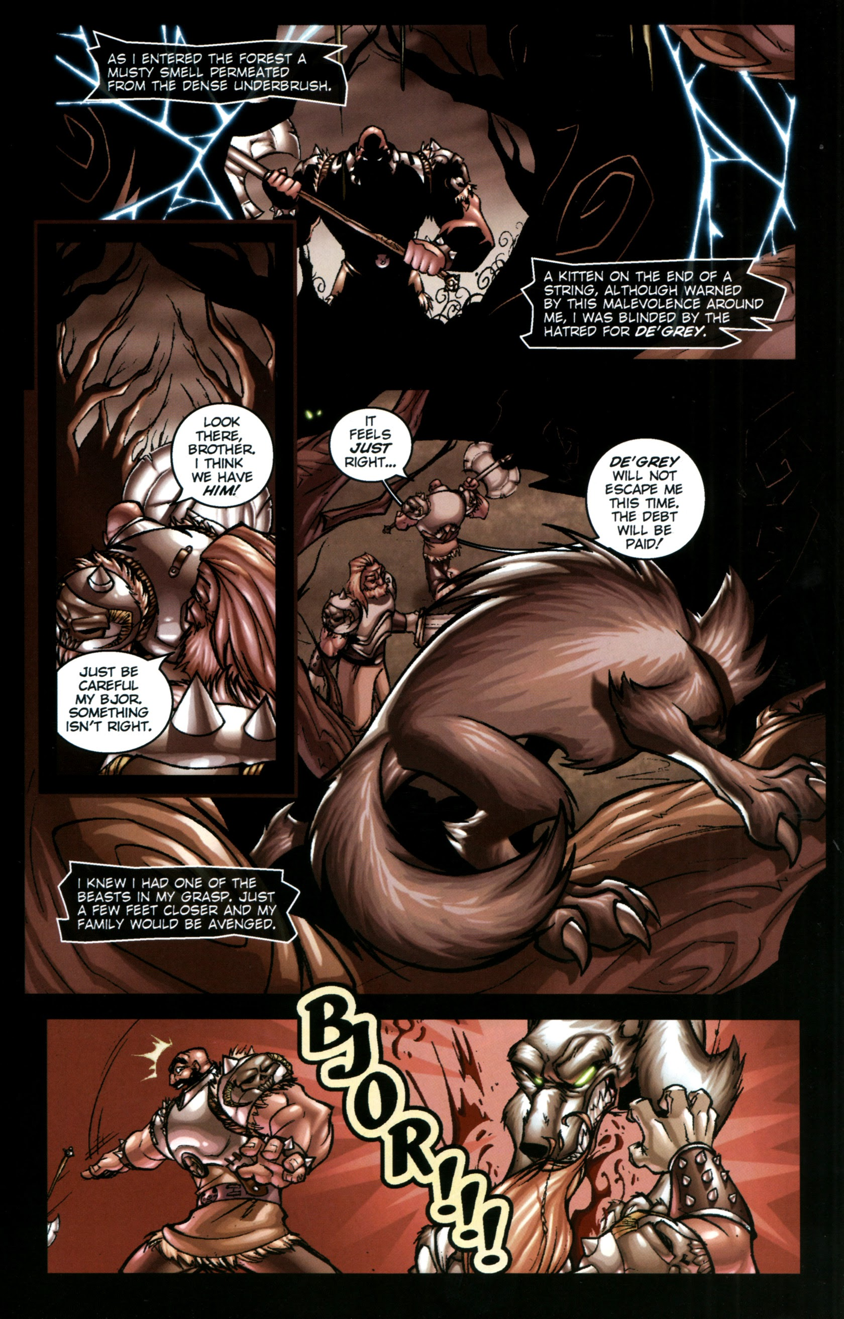Read online Abiding Perdition comic -  Issue #2 - 10
