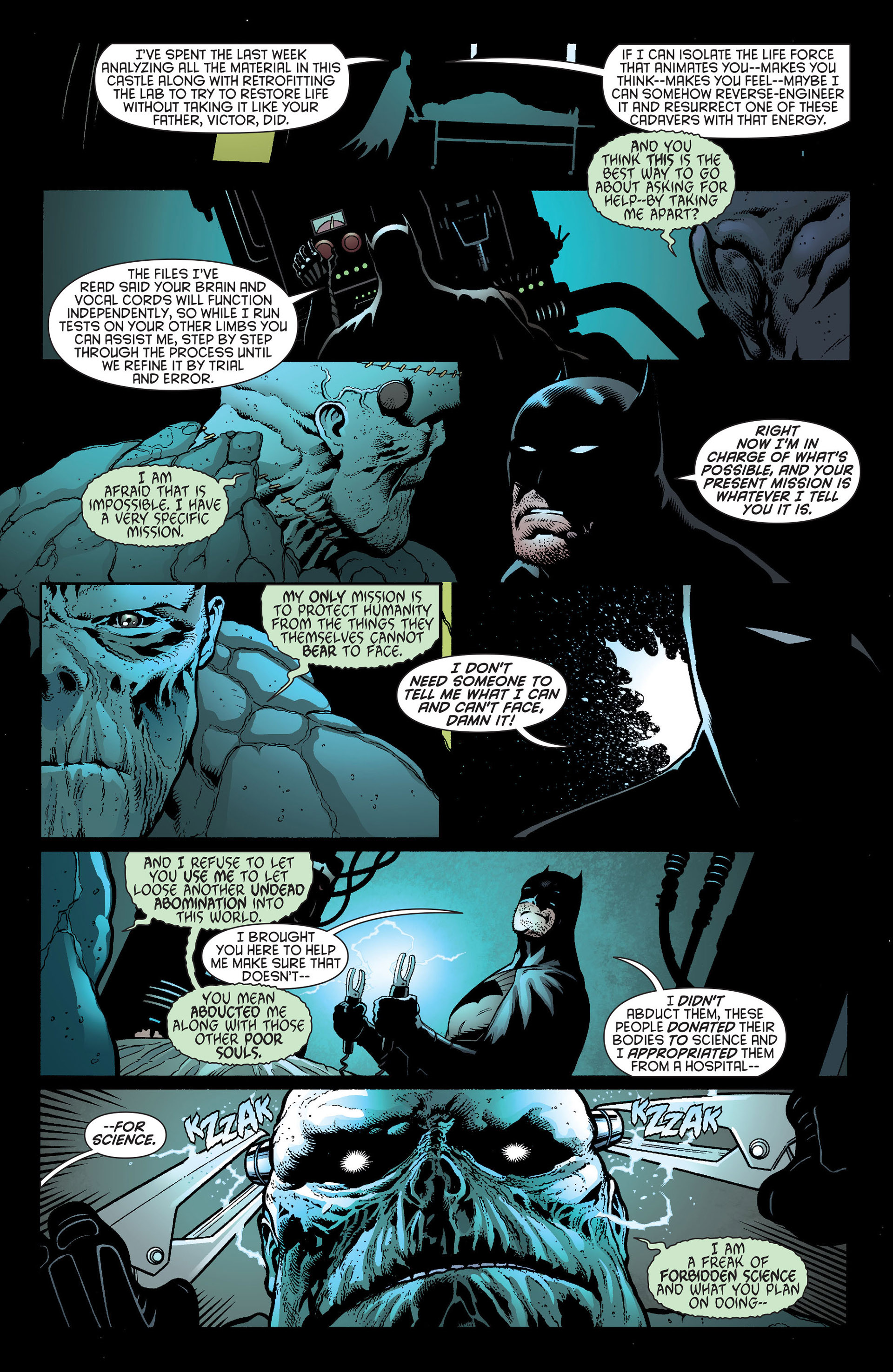 Read online Batman and Robin (2011) comic -  Issue #19 - 12