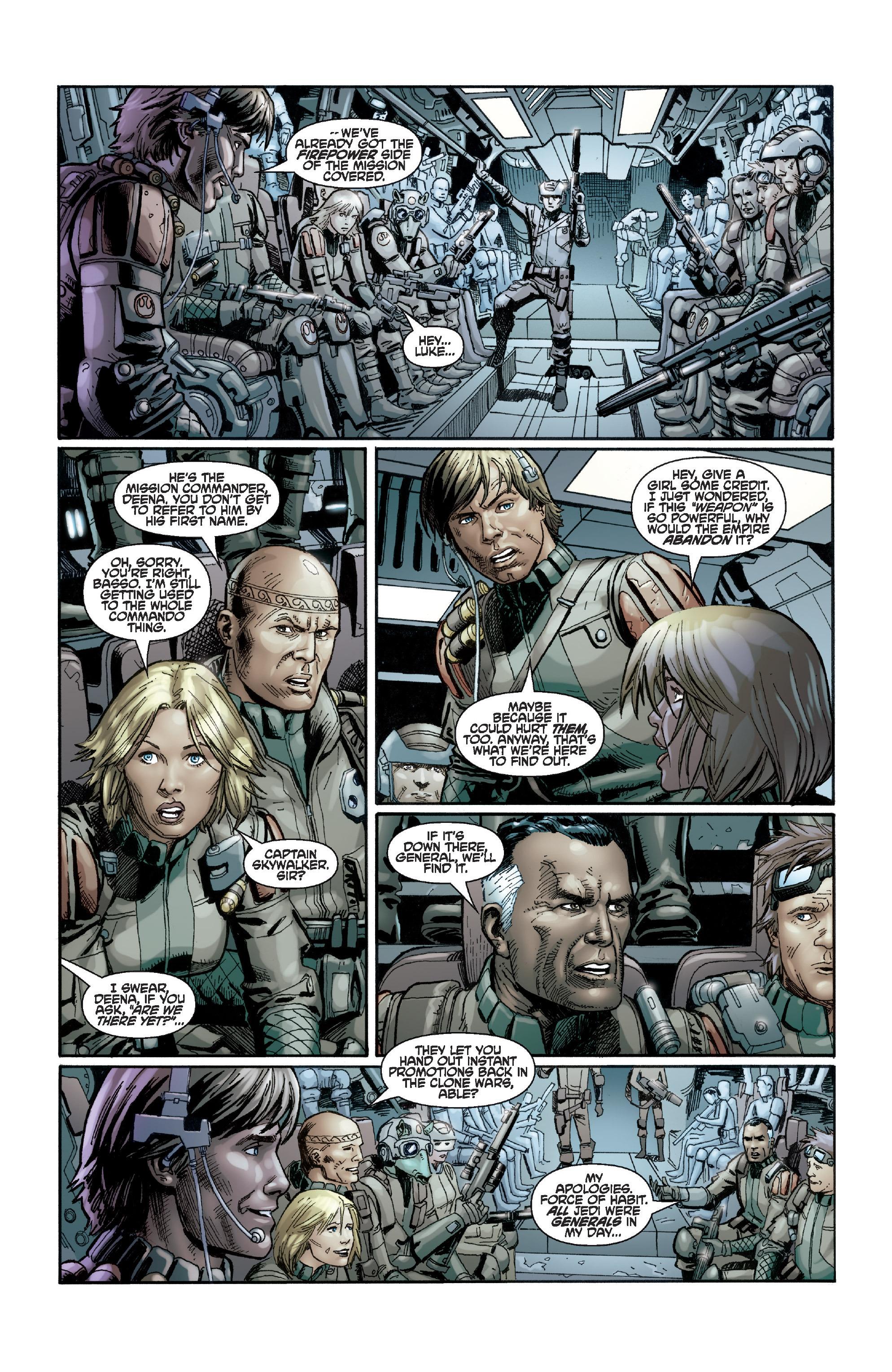 Read online Star Wars Omnibus comic -  Issue # Vol. 20 - 407