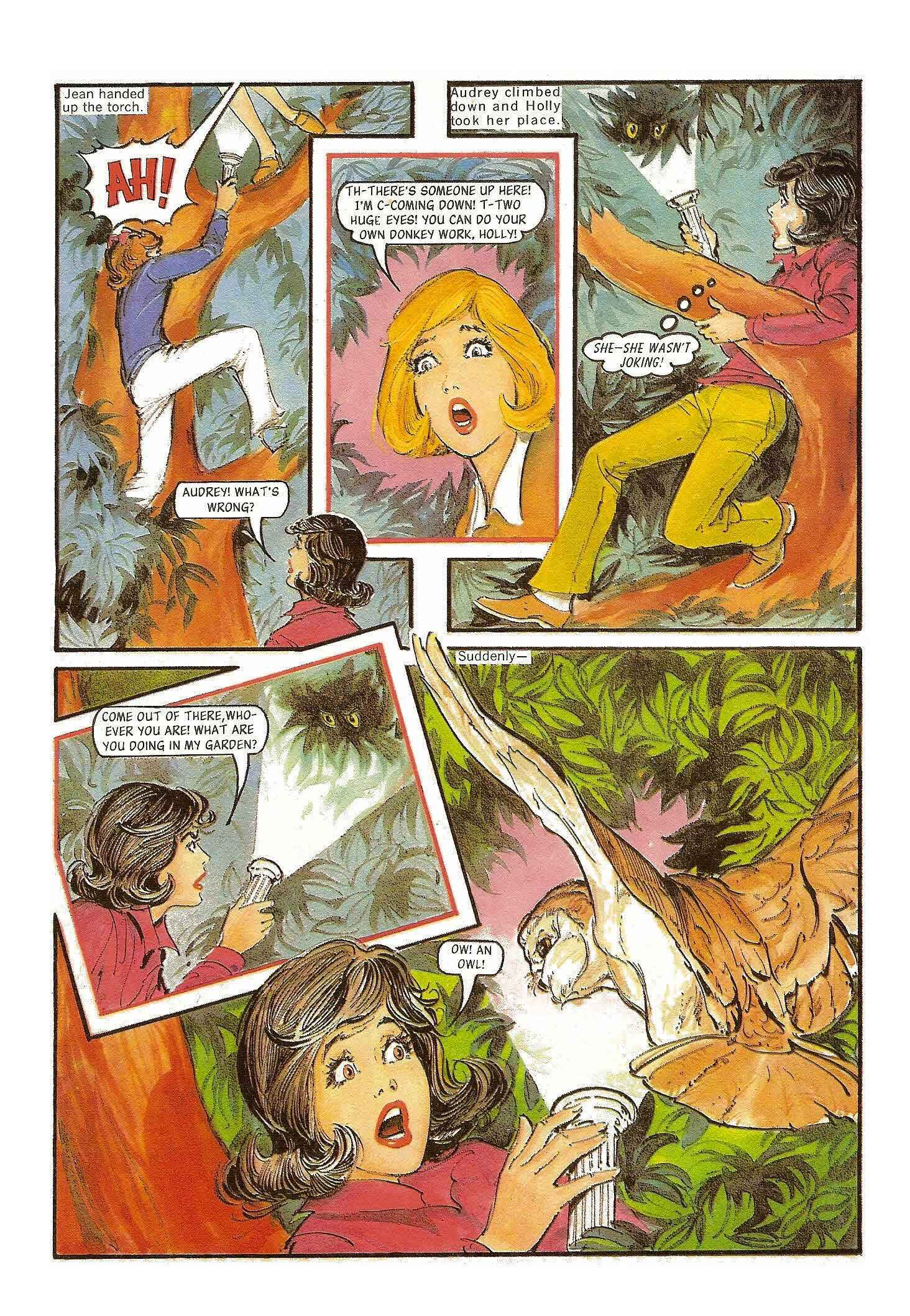 Read online Judy comic -  Issue # _Annual 1 - 105