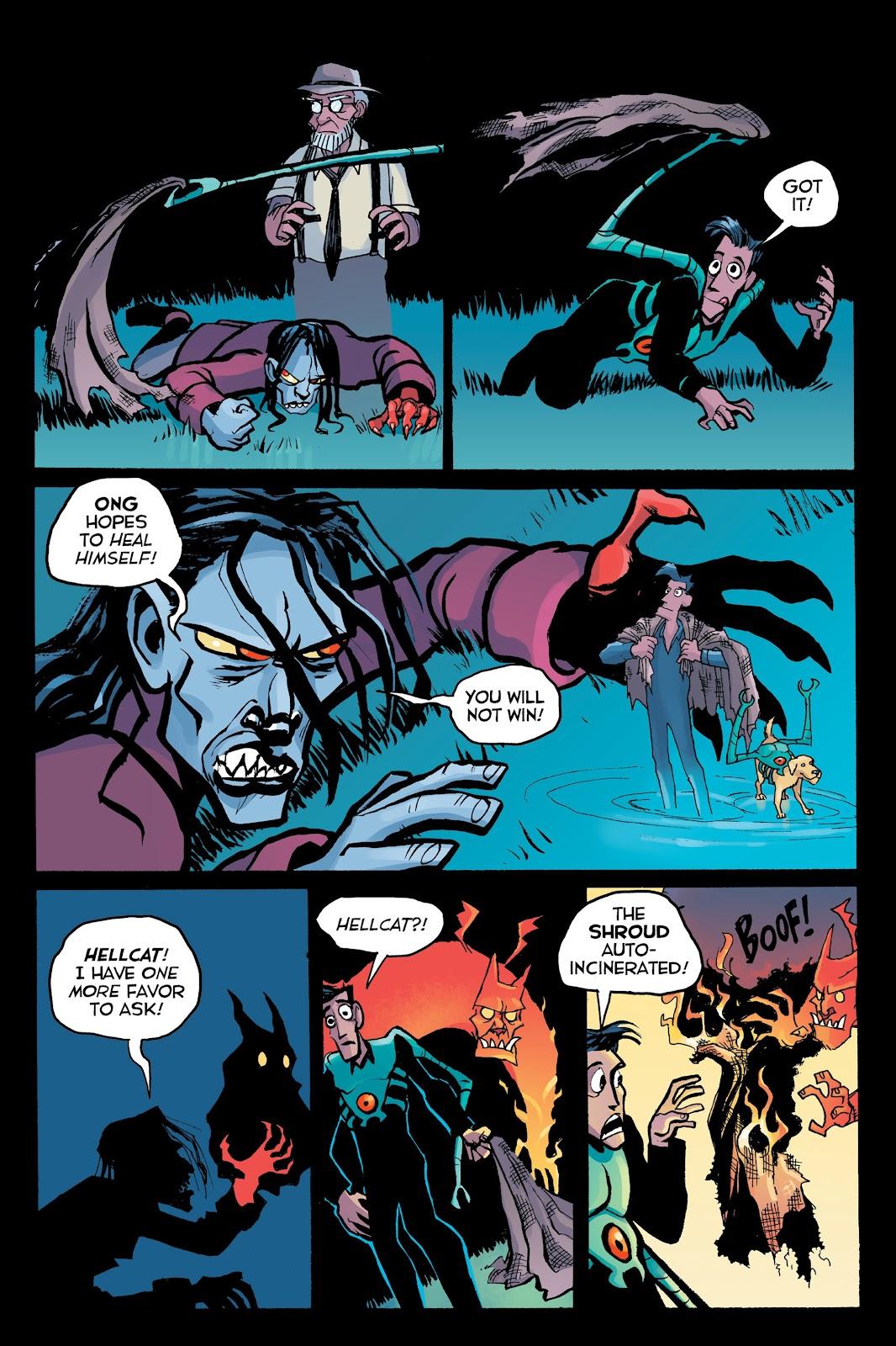 Read online Creature Tech (2019) comic -  Issue # TPB (Part 2) - 99
