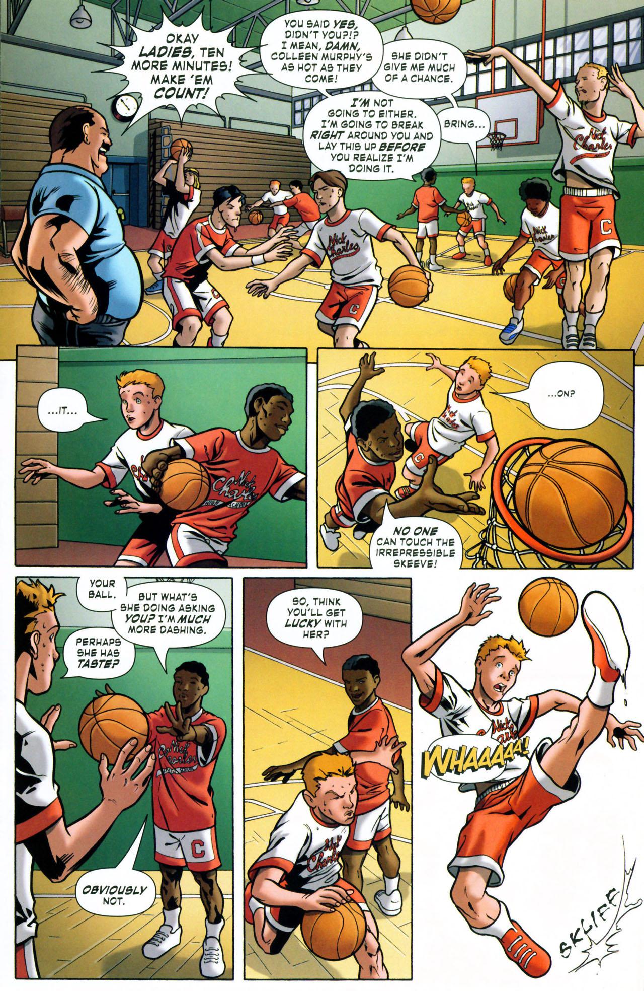 Read online ShadowHawk (2005) comic -  Issue #1 - 17