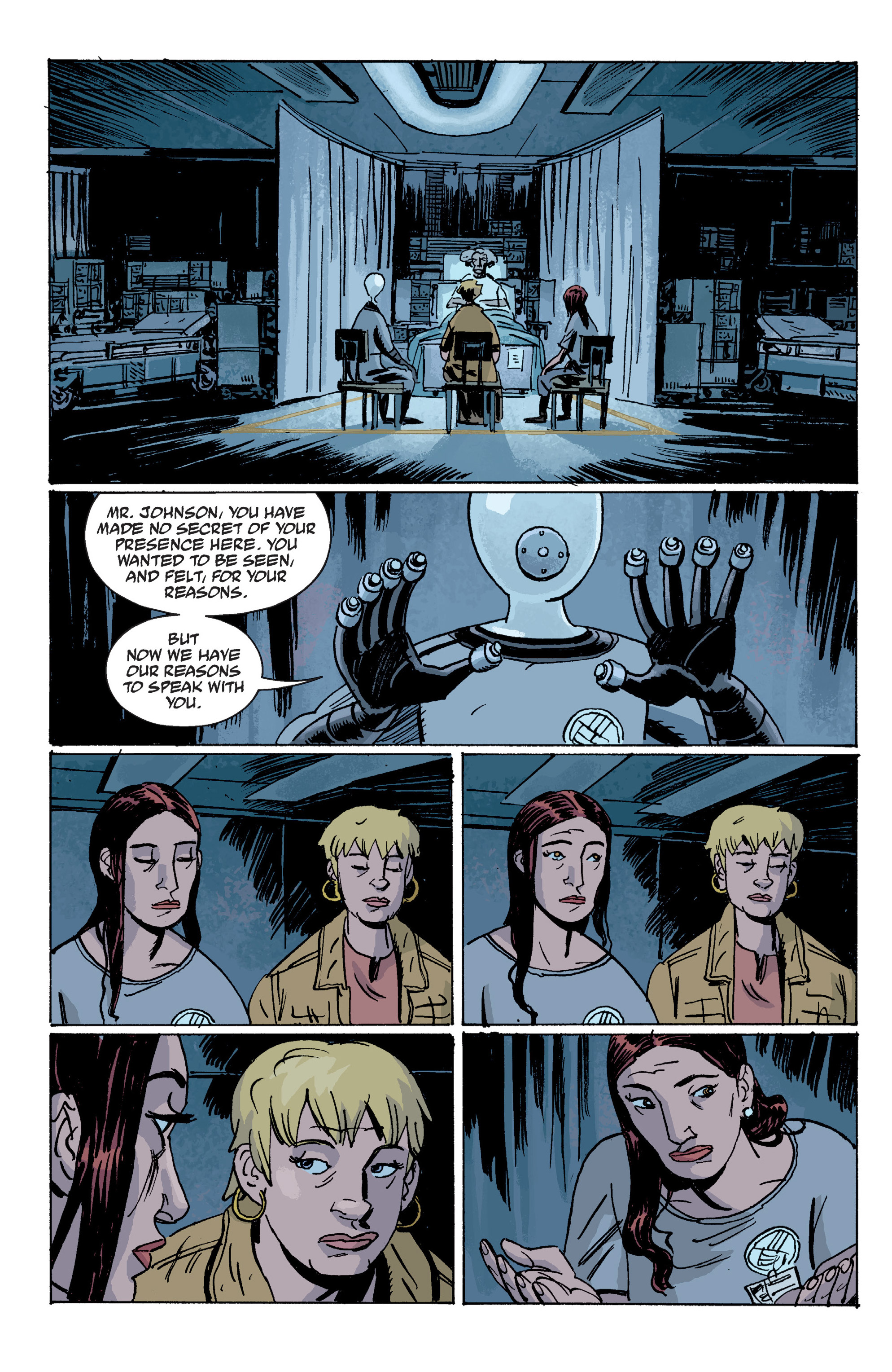 Read online B.P.R.D. (2003) comic -  Issue # TPB 10 - 26