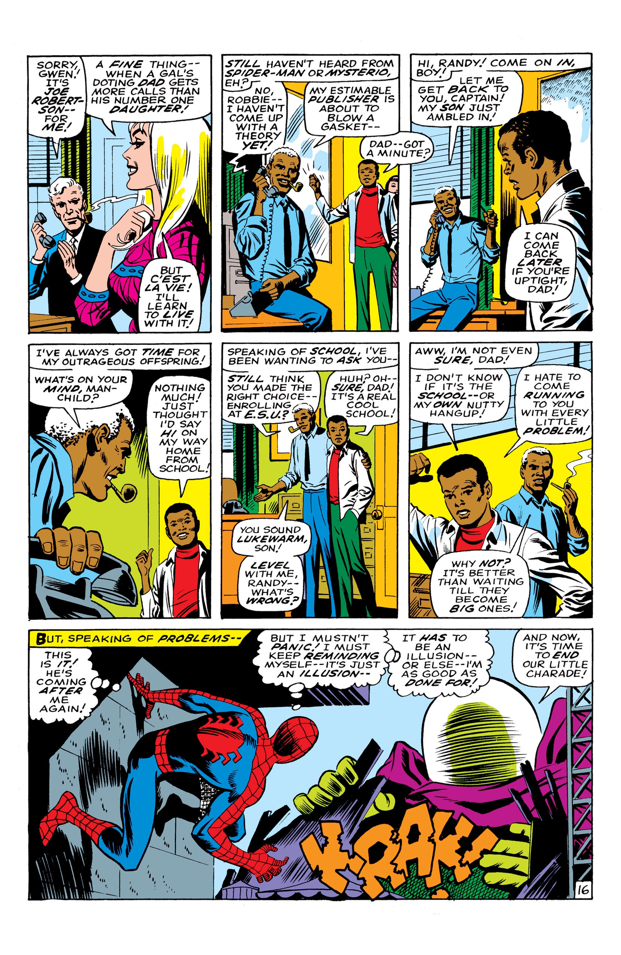 The Amazing Spider-Man (1963) 67 Page 16