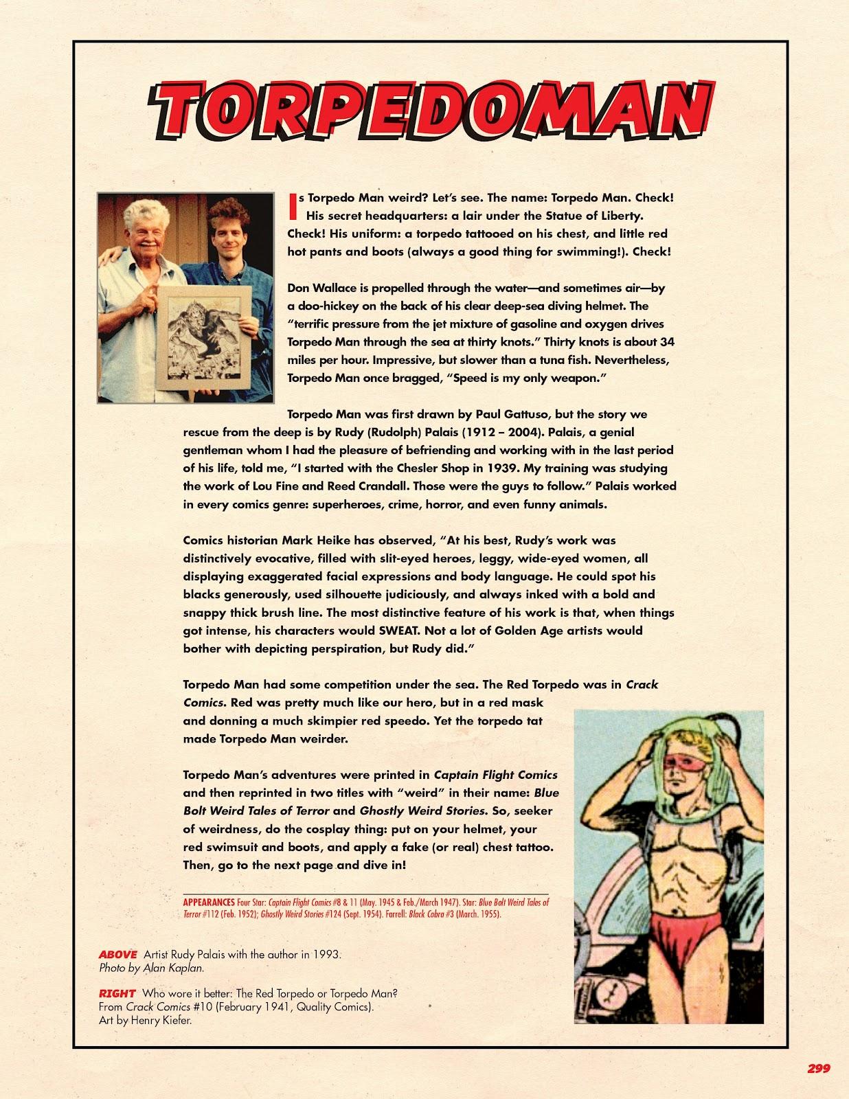 Read online Super Weird Heroes comic -  Issue # TPB 2 (Part 3) - 99