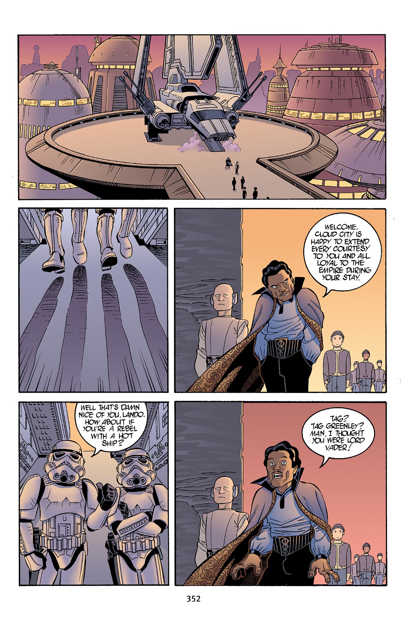 Read online Star Wars Omnibus comic -  Issue # Vol. 30 - 345