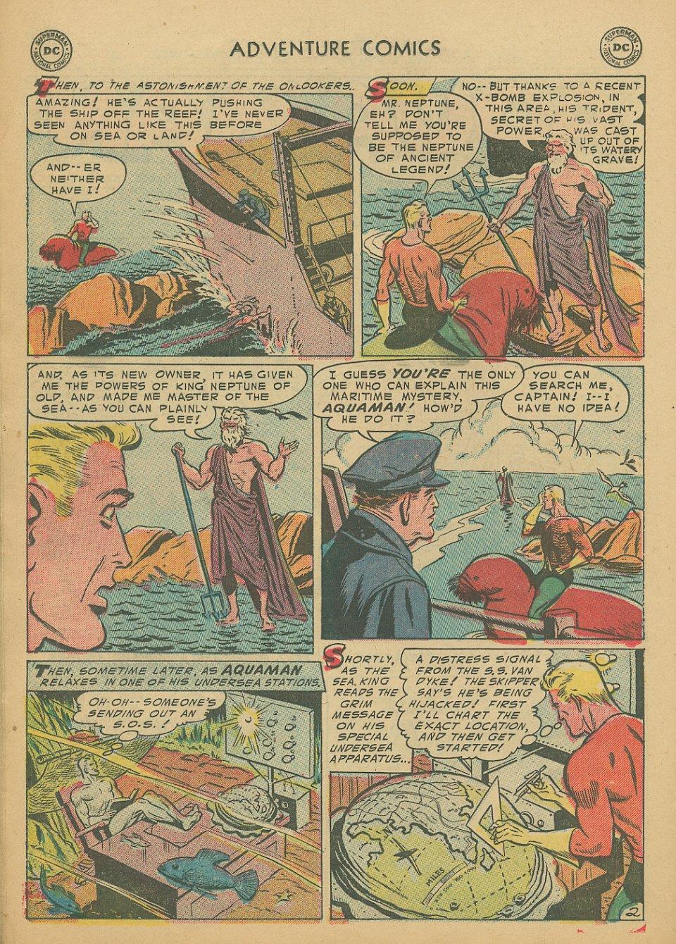 Read online Adventure Comics (1938) comic -  Issue #205 - 19