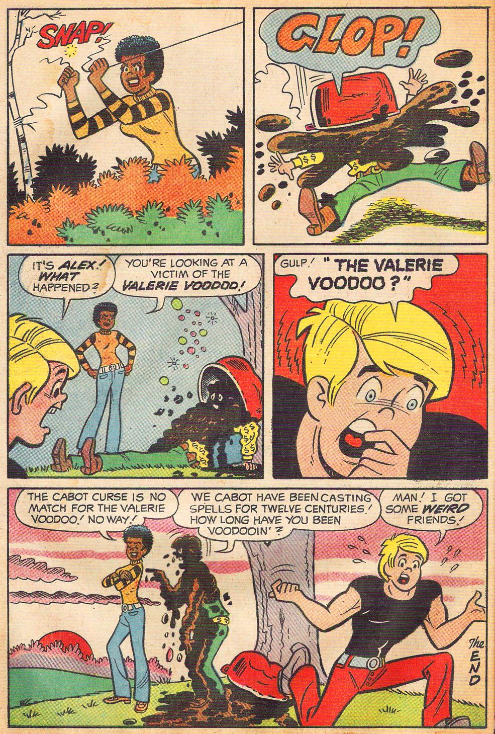 Read online She's Josie comic -  Issue #53 - 34