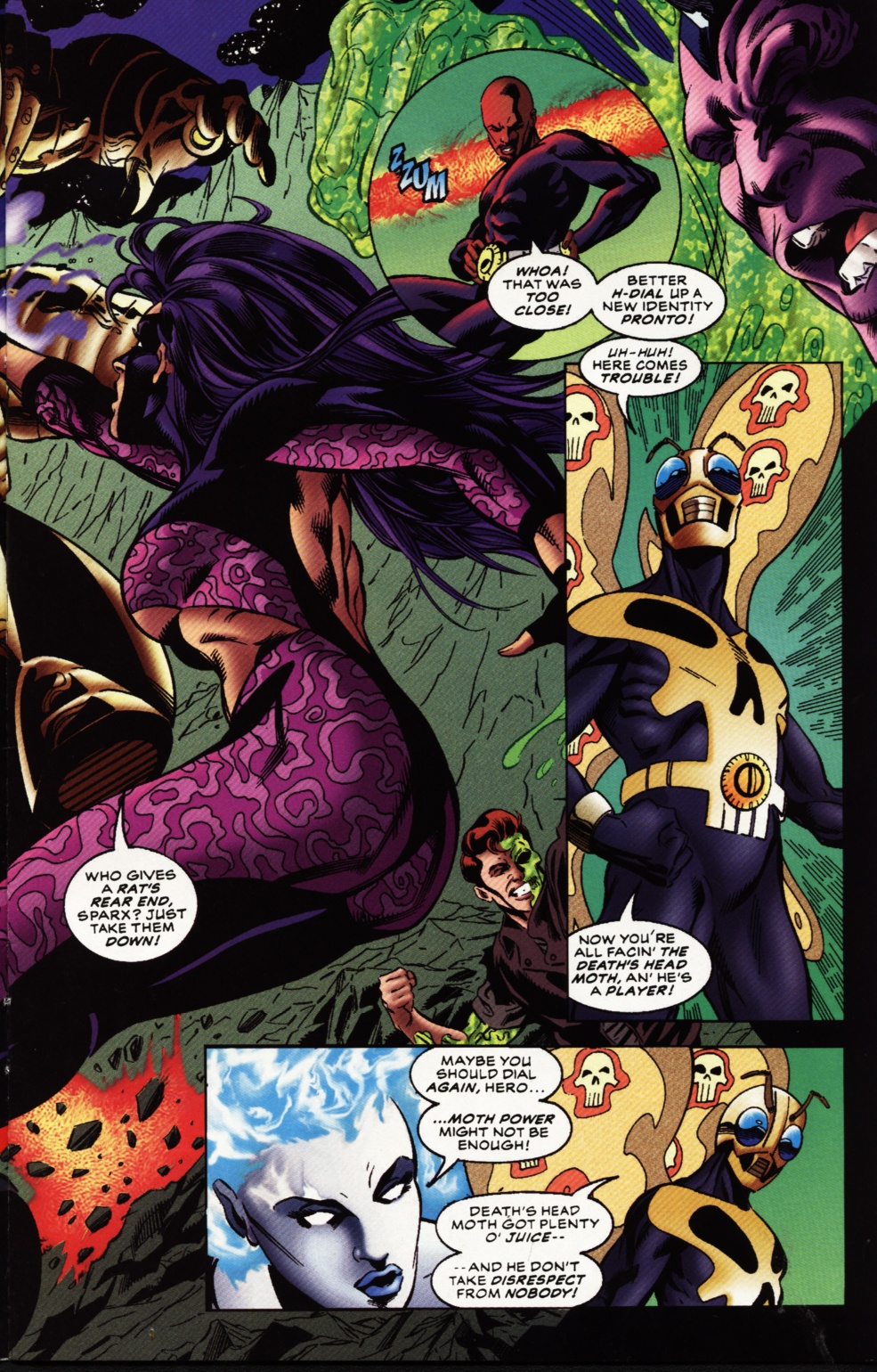 Read online Superboy & The Ravers comic -  Issue #12 - 4