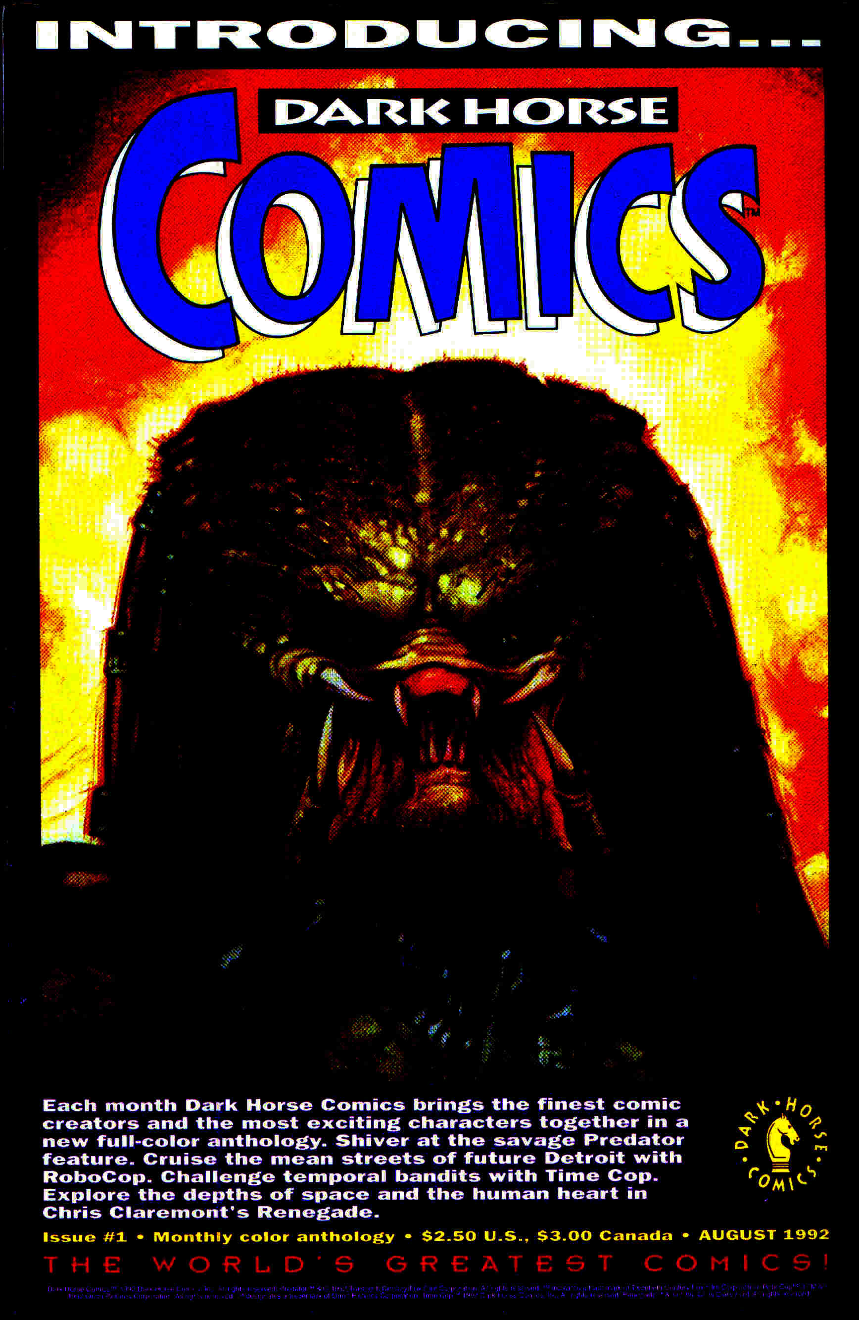Read online Flaming Carrot Comics (1988) comic -  Issue #28 - 38
