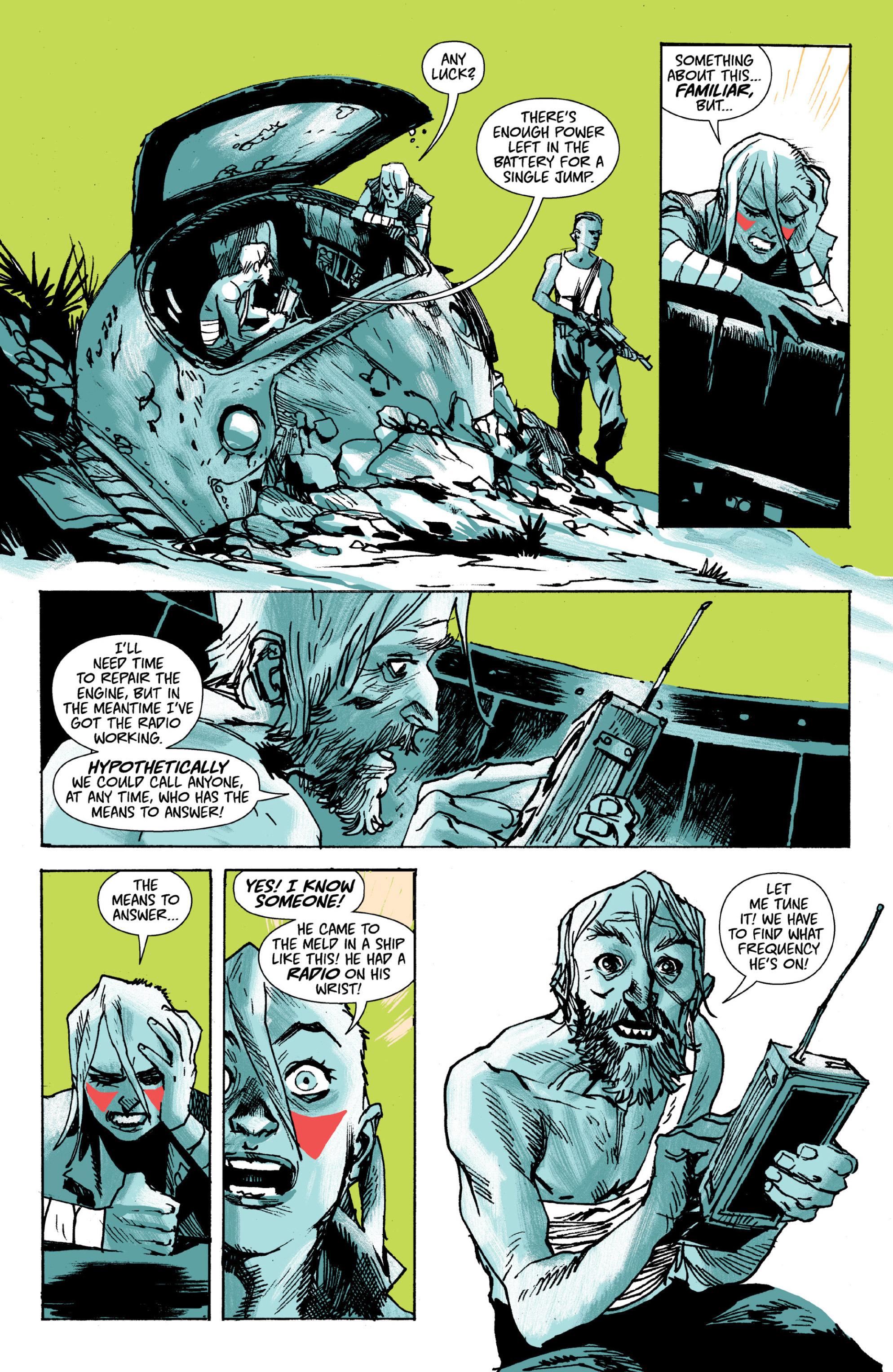 Read online Ei8ht comic -  Issue # TPB - 93