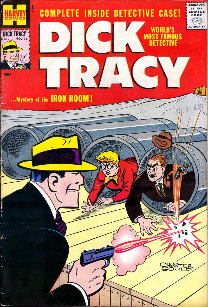 Dick Tracy (1950) 136 Page 1