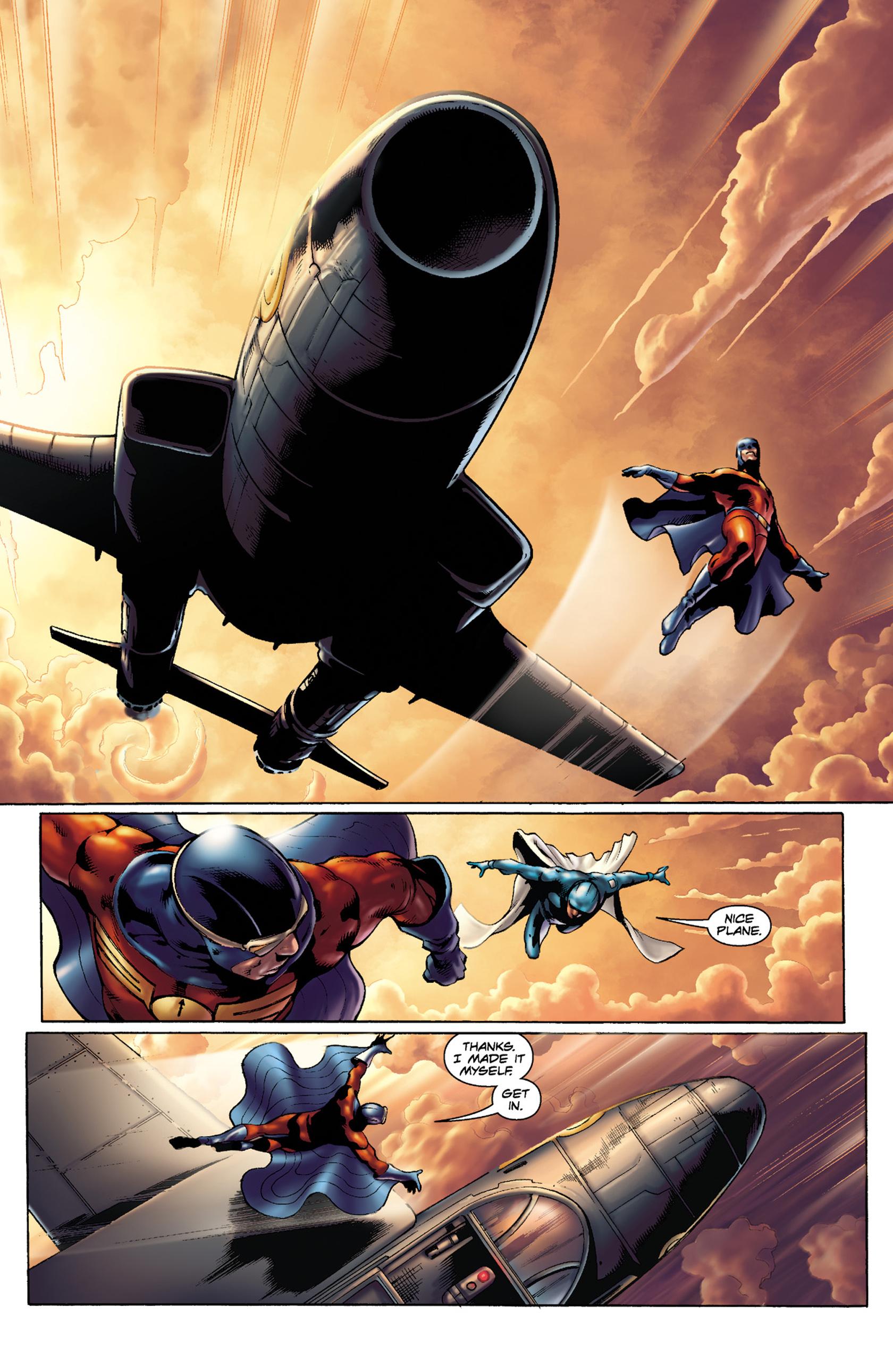 Read online Skyman comic -  Issue #3 - 5