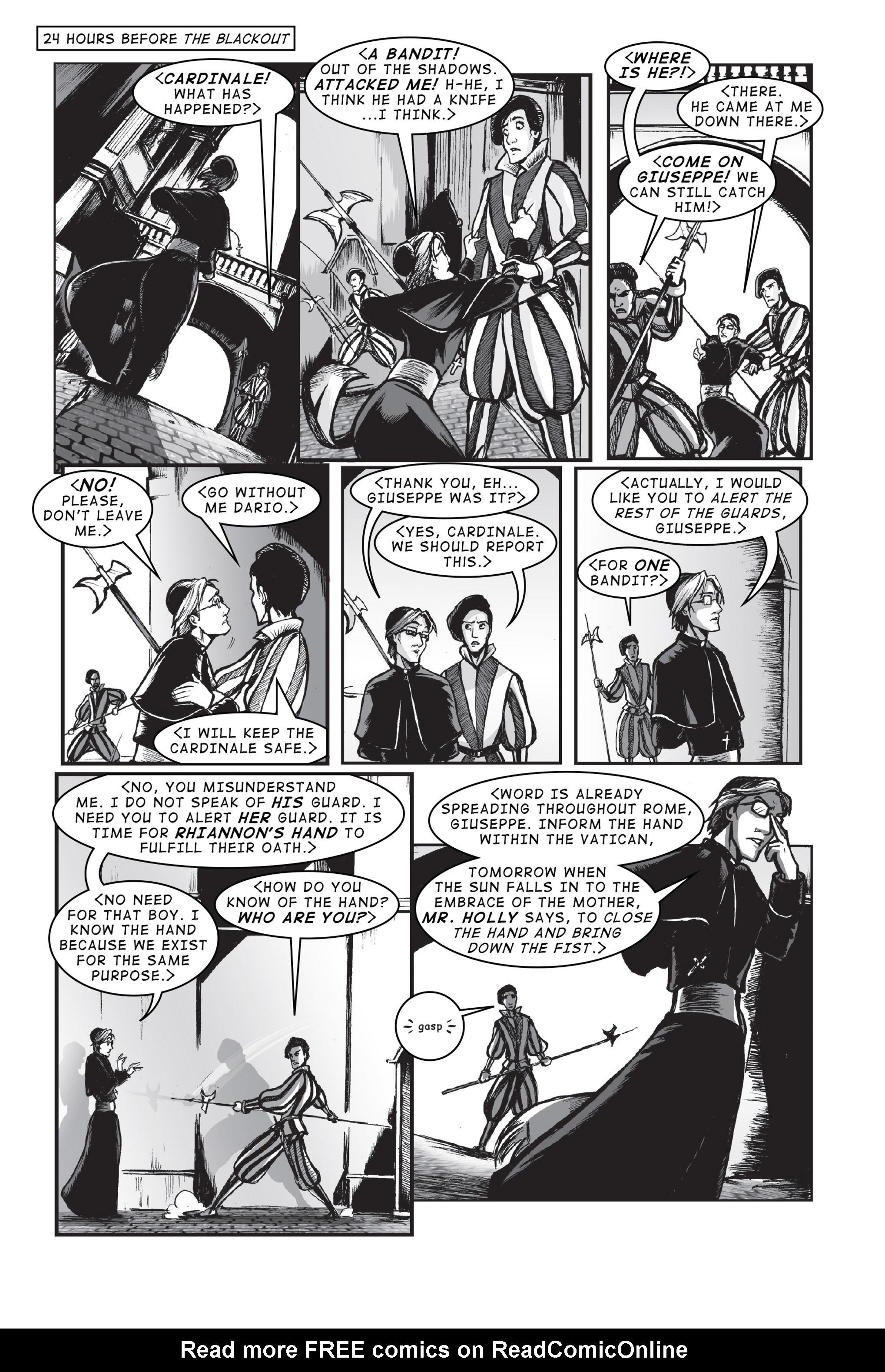 Read online American Dark Age comic -  Issue #1 - 22