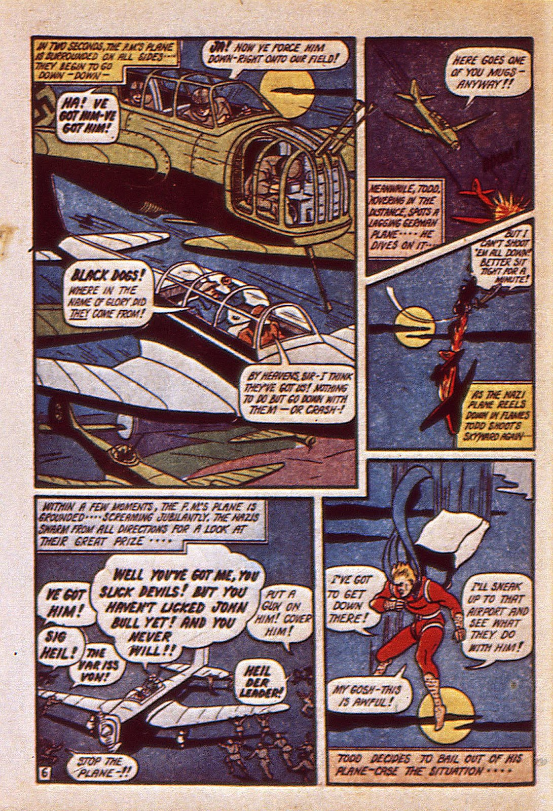 Mystic Comics (1940) issue 6 - Page 65